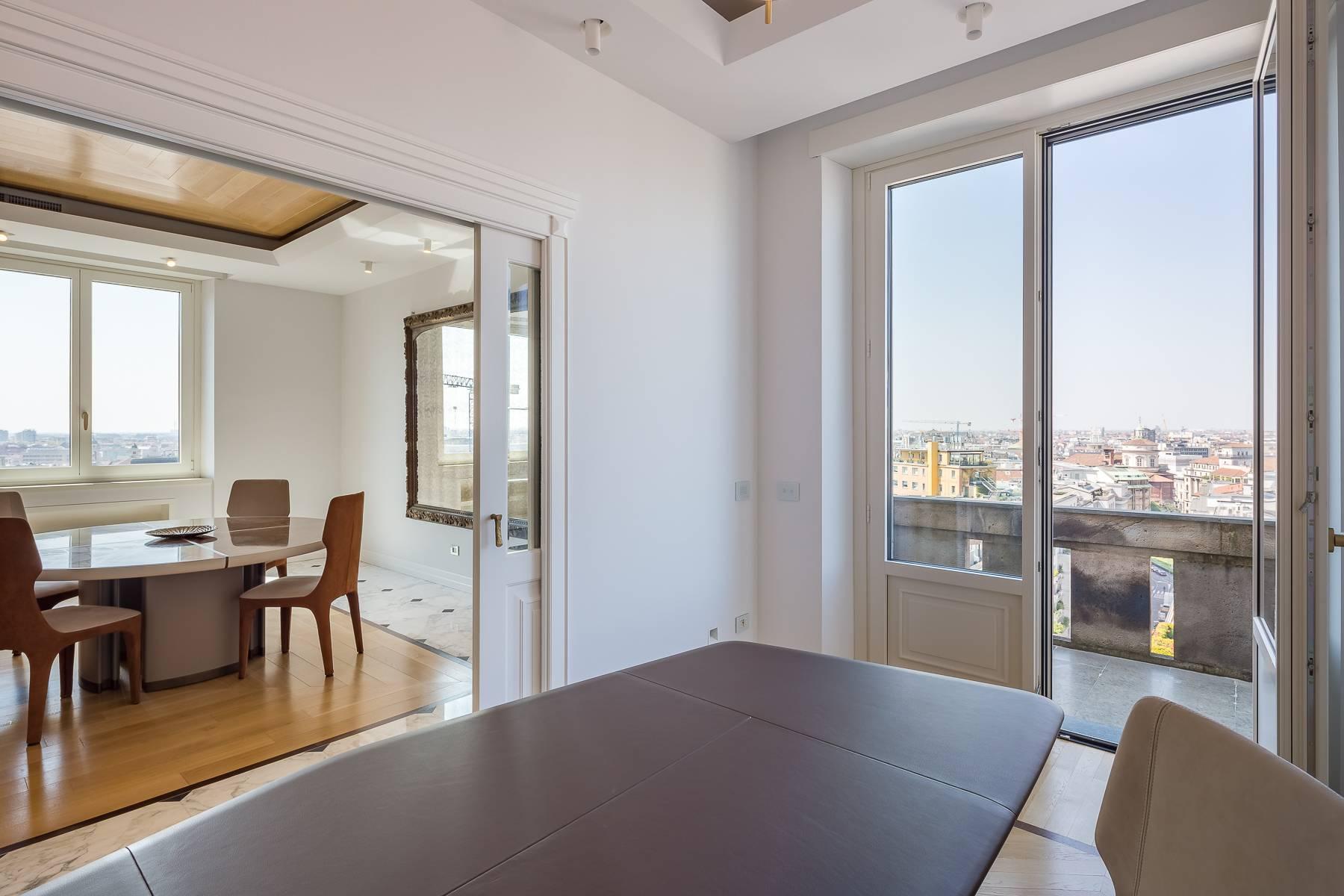 Appartamento in Affitto a Milano: 5 locali, 205 mq - Foto 8