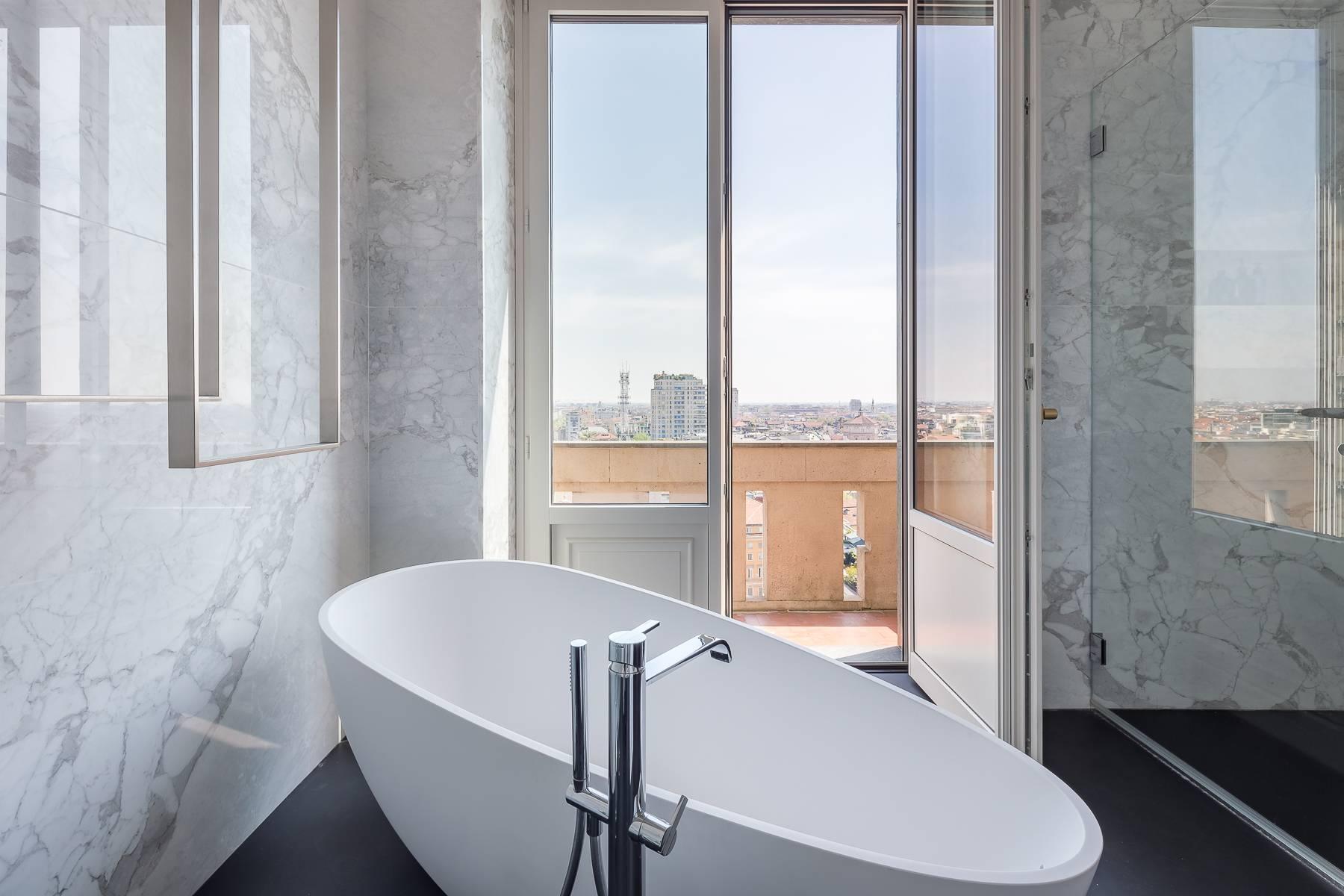 Appartamento in Affitto a Milano: 5 locali, 205 mq - Foto 16