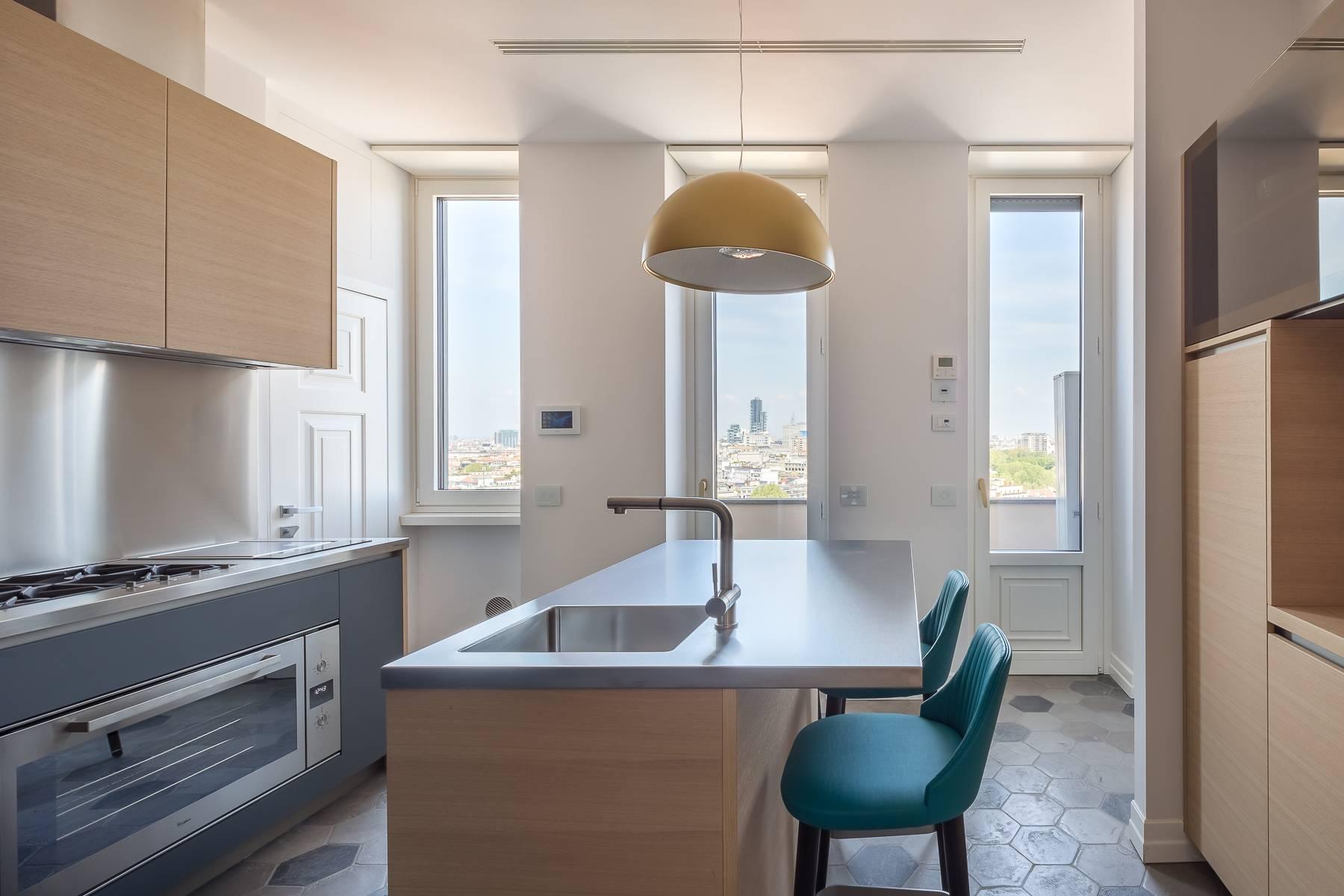 Appartamento in Affitto a Milano: 5 locali, 205 mq - Foto 6