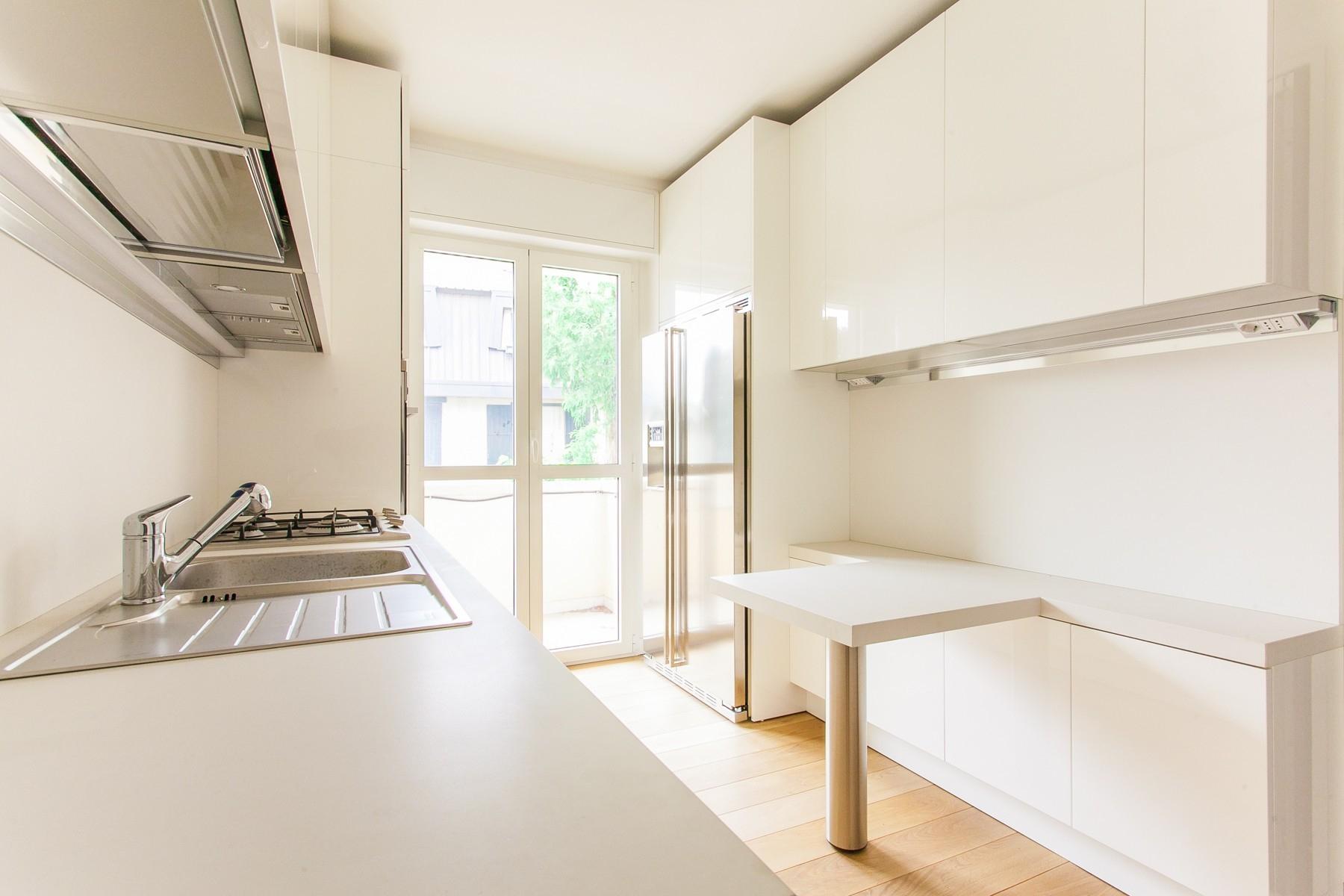 Appartamento in Affitto a Milano: 4 locali, 193 mq - Foto 6