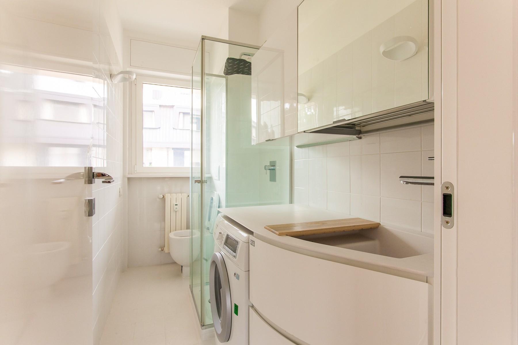 Appartamento in Affitto a Milano: 4 locali, 193 mq - Foto 10