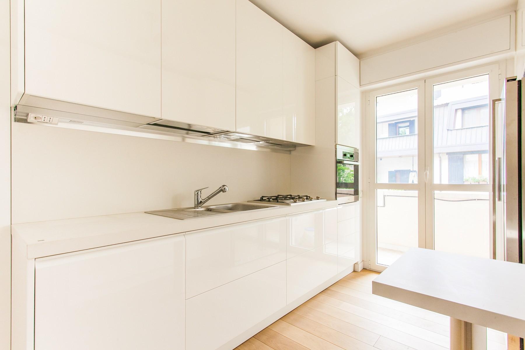 Appartamento in Affitto a Milano: 4 locali, 193 mq - Foto 7