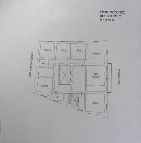 Ufficio-studio in Affitto a Roma: 5 locali, 300 mq - Foto 28