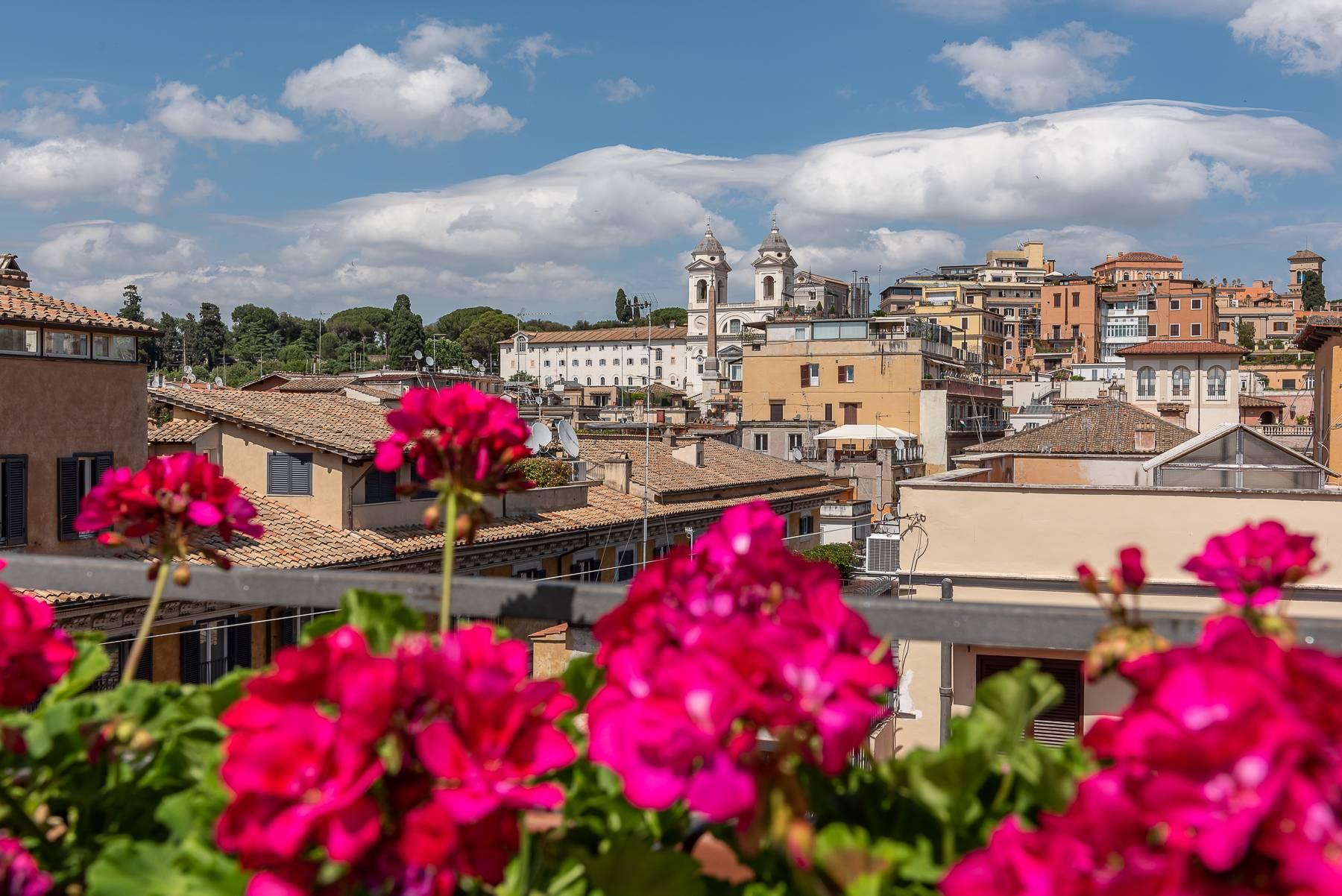 Attico in Affitto a Roma: 5 locali, 166 mq - Foto 2