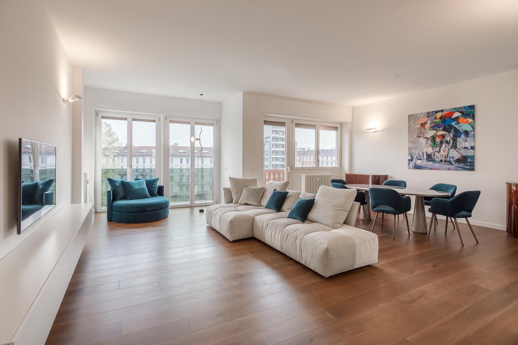Appartamento in Affitto a Milano: 3 locali, 170 mq - Foto 1