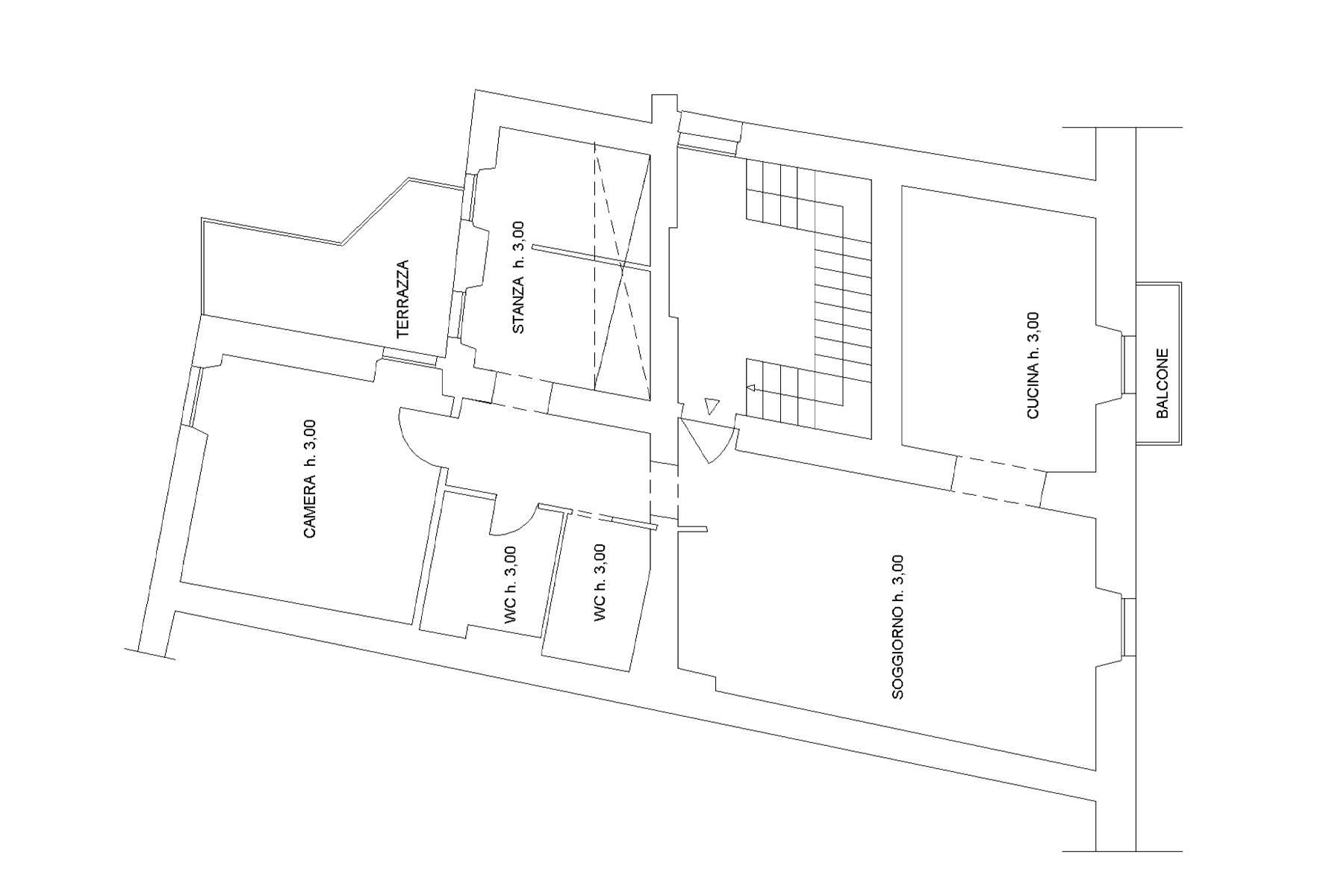 Appartamento in Affitto a Roma: 5 locali, 129 mq - Foto 23