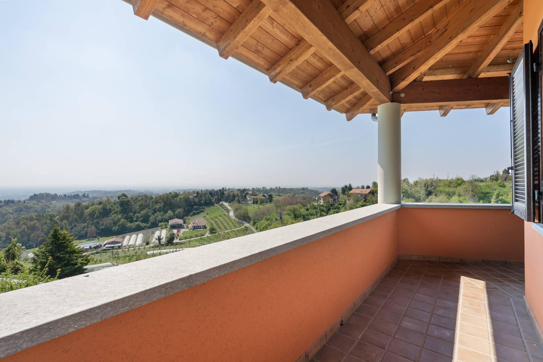Villa in Vendita a Baldissero Torinese: 5 locali, 503 mq - Foto 13