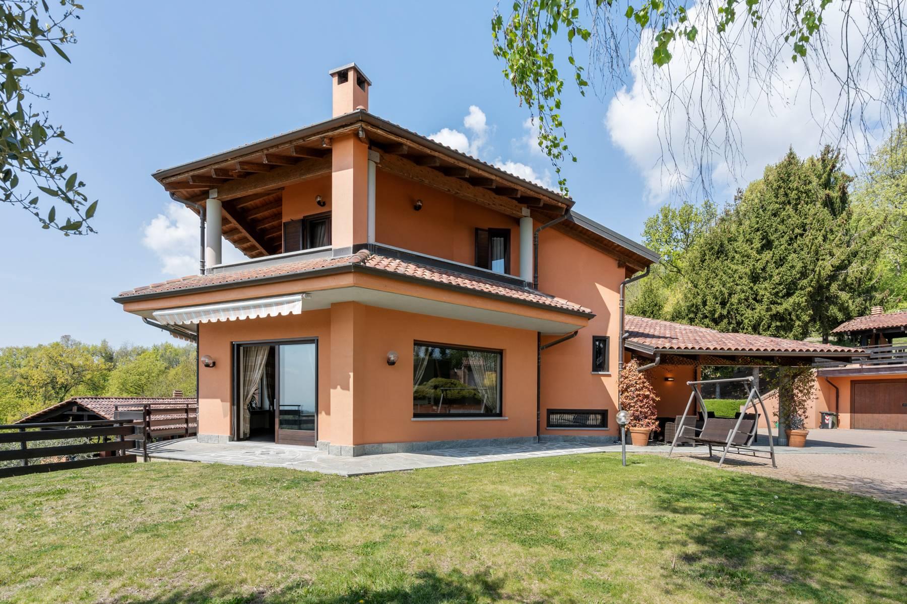 Villa in Vendita a Baldissero Torinese: 5 locali, 503 mq - Foto 1
