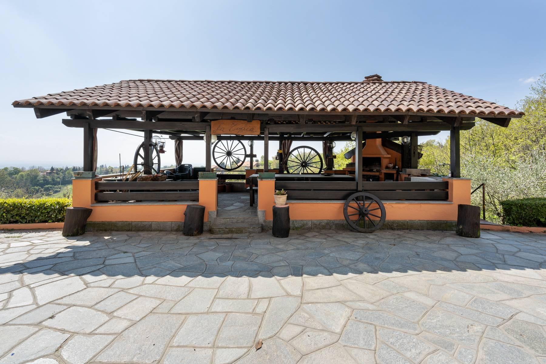 Villa in Vendita a Baldissero Torinese: 5 locali, 503 mq - Foto 5