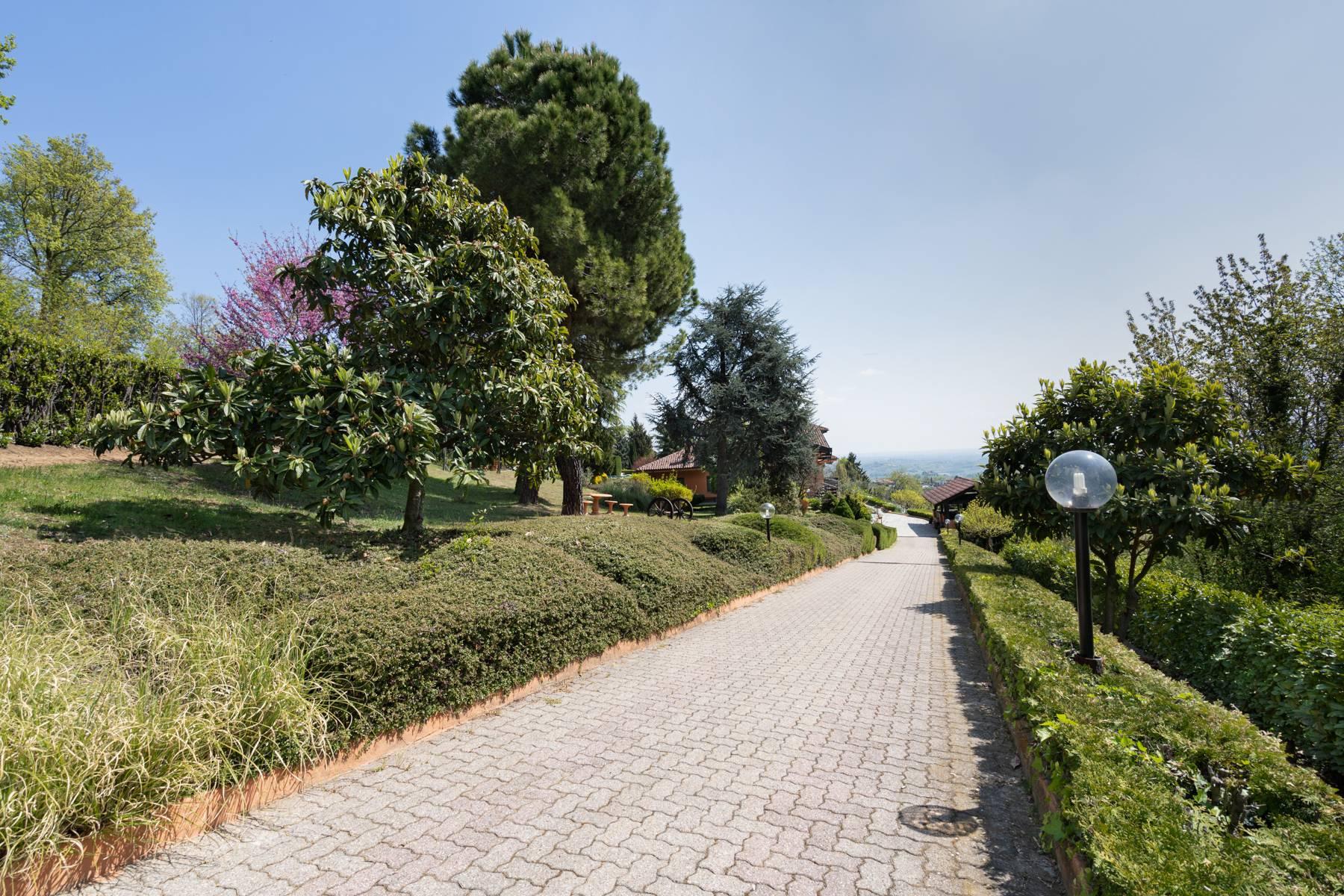 Villa in Vendita a Baldissero Torinese: 5 locali, 503 mq - Foto 2
