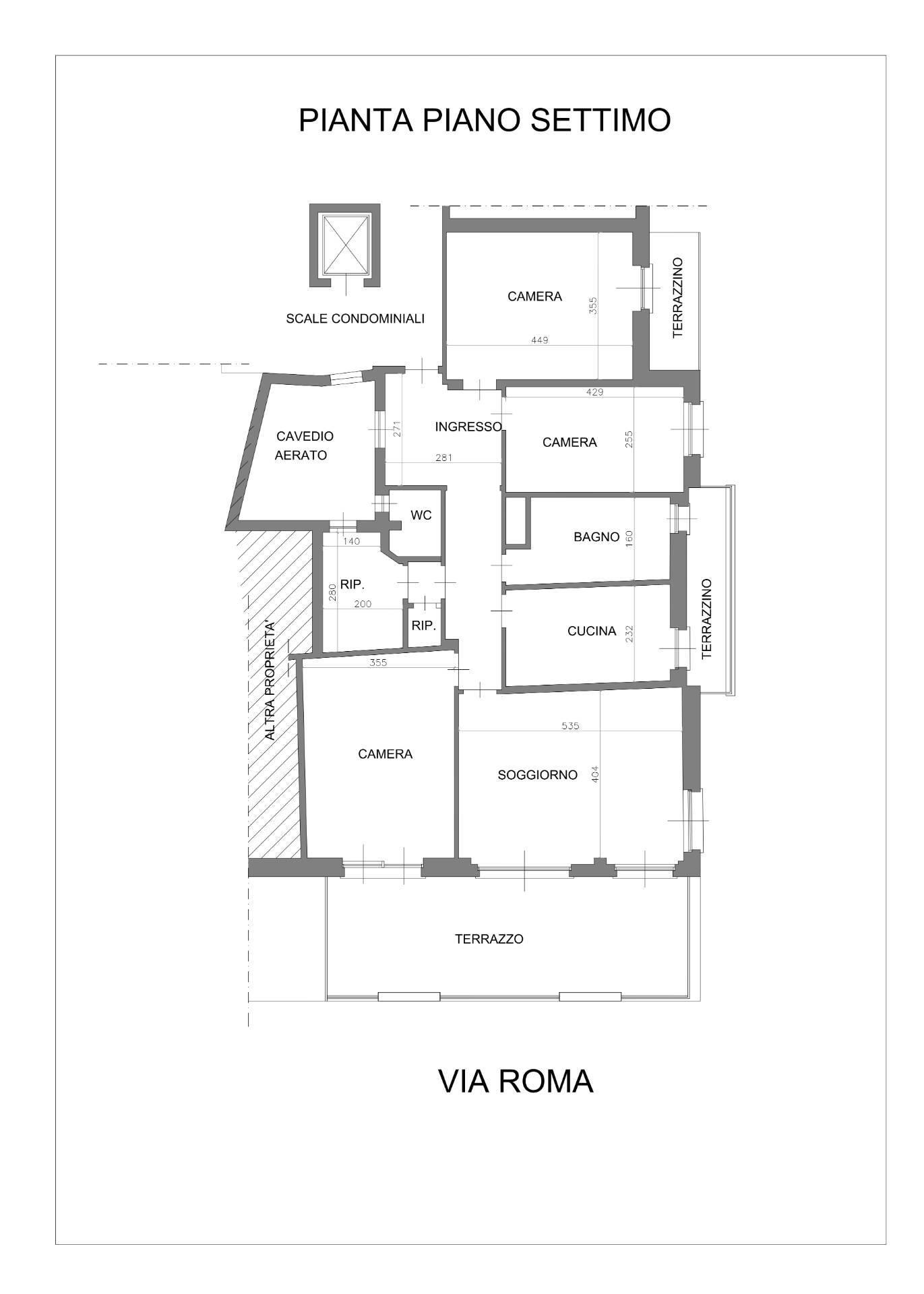 Attico in Vendita a Alassio: 5 locali, 134 mq - Foto 20