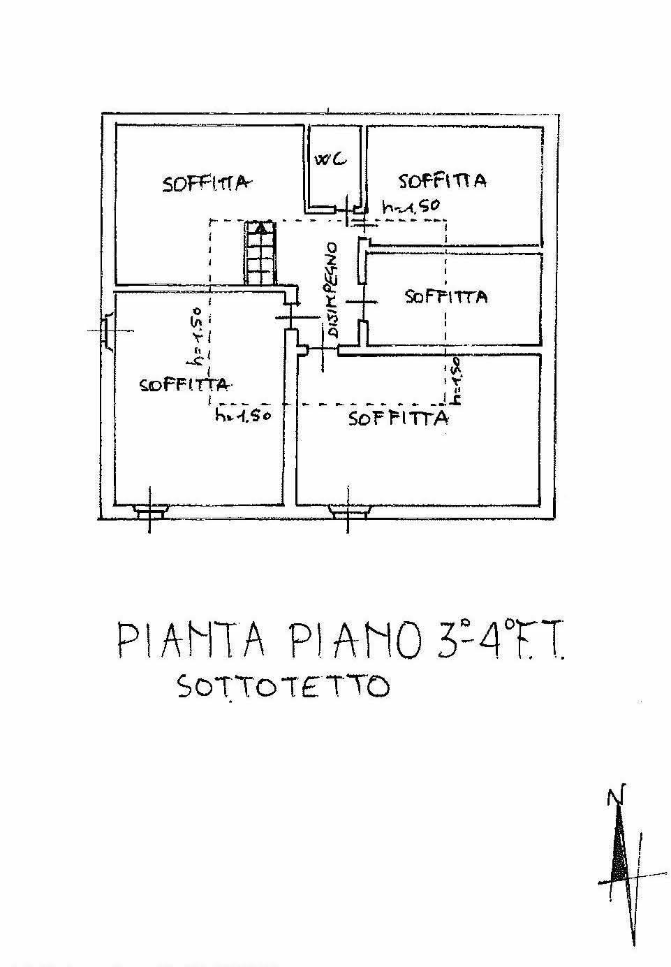 Villa in Vendita a Moncalieri: 5 locali, 983 mq - Foto 25