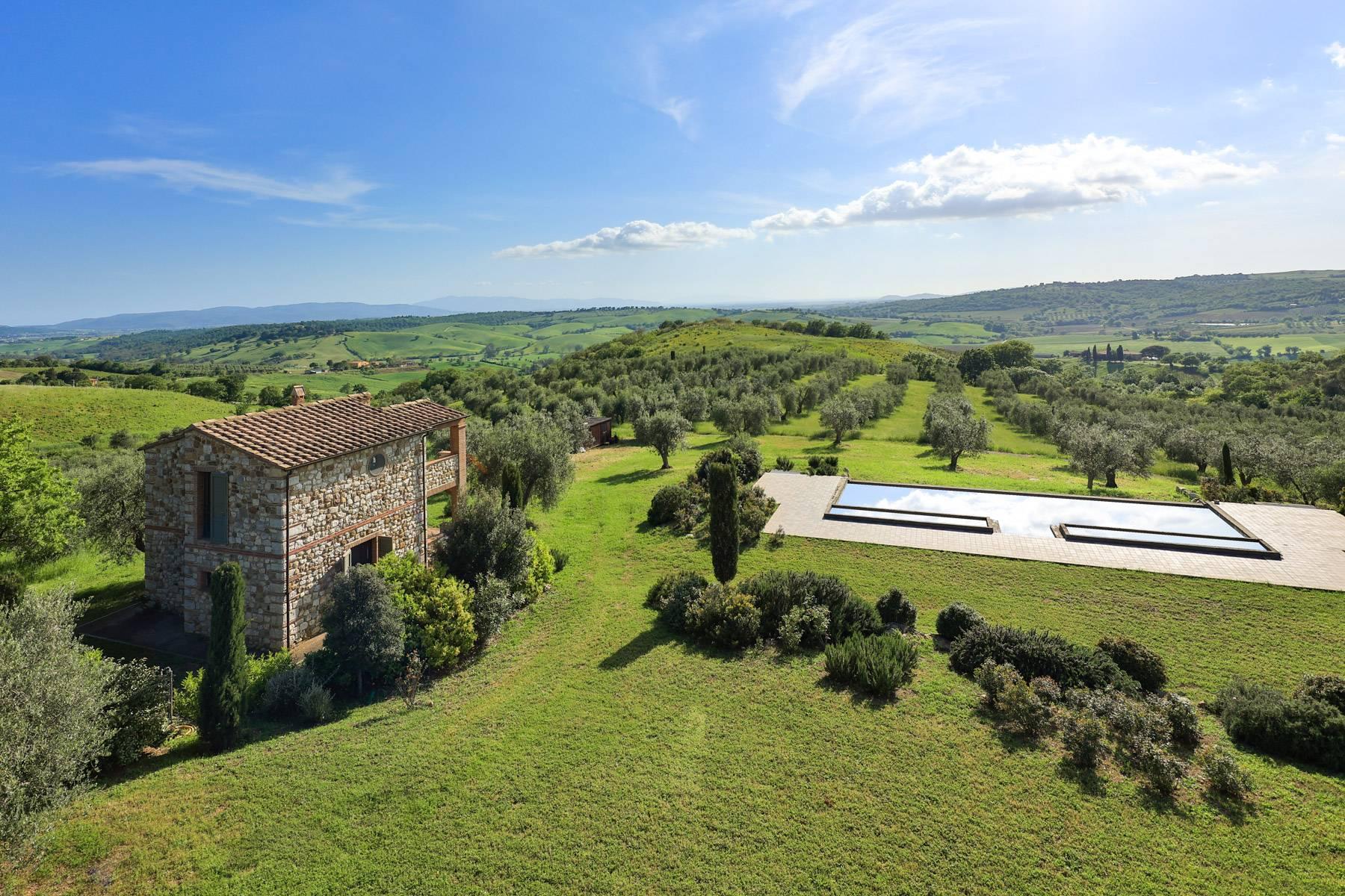 Rustico in Vendita a Magliano In Toscana: 5 locali, 1044 mq - Foto 17