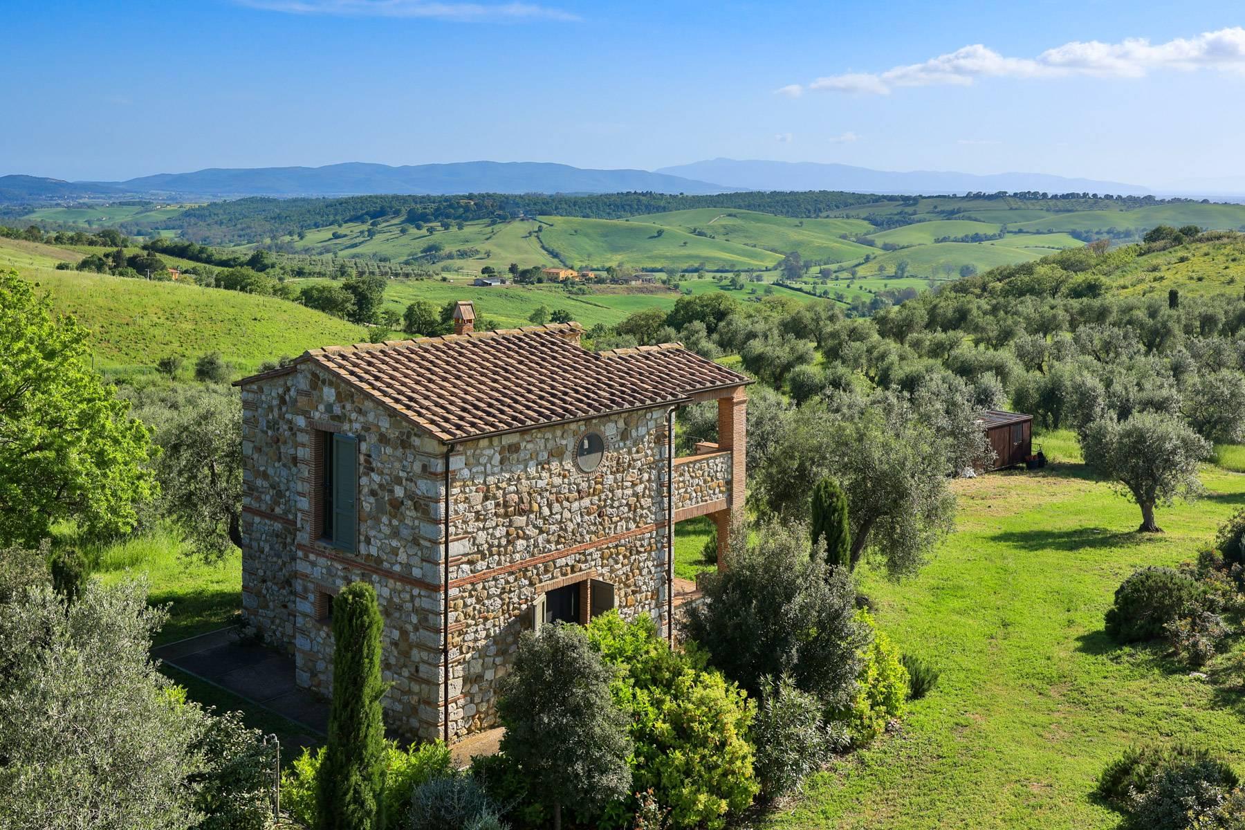 Rustico in Vendita a Magliano In Toscana: 5 locali, 1044 mq - Foto 18