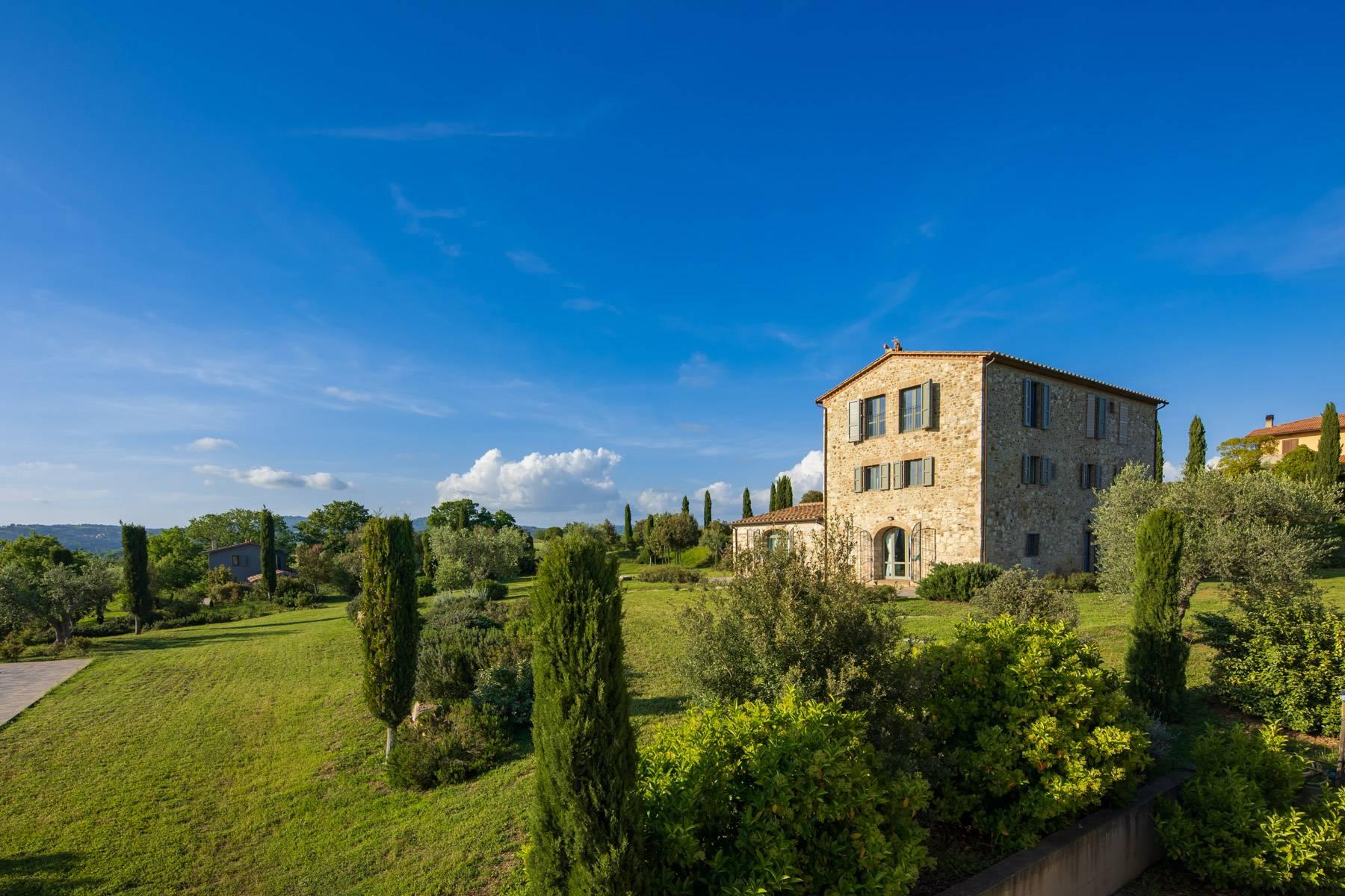 Rustico in Vendita a Magliano In Toscana: 5 locali, 1044 mq - Foto 7