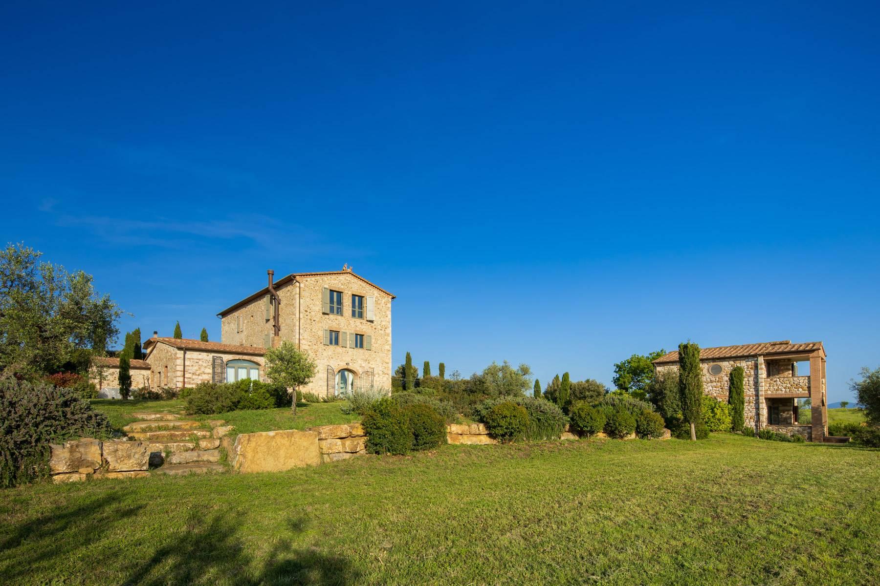 Rustico in Vendita a Magliano In Toscana: 5 locali, 1044 mq - Foto 5