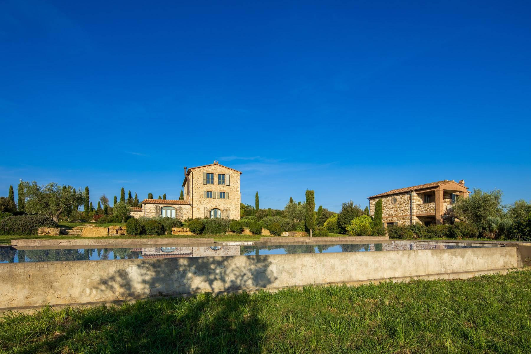 Rustico in Vendita a Magliano In Toscana: 5 locali, 1044 mq - Foto 4