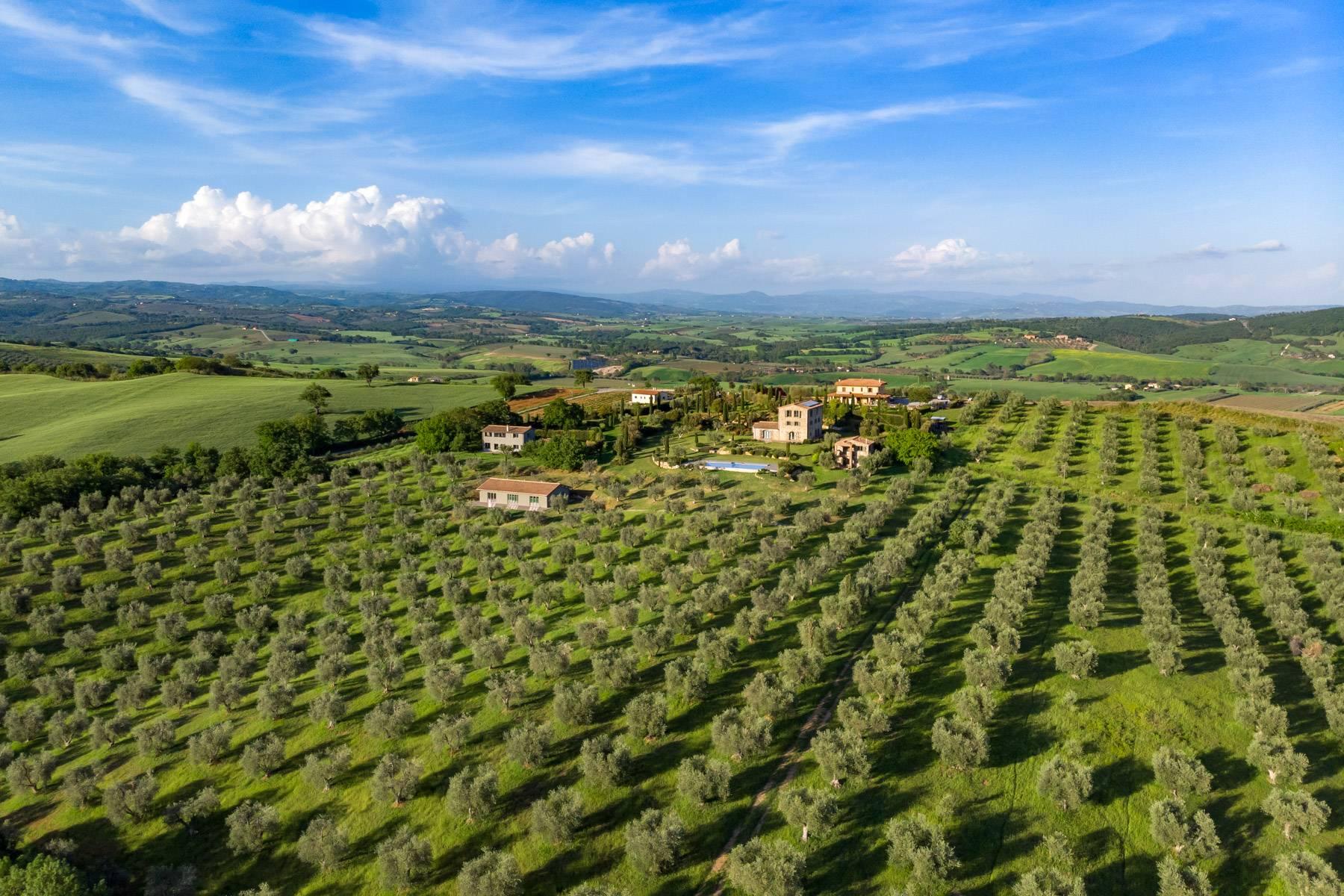 Rustico in Vendita a Magliano In Toscana: 5 locali, 1044 mq - Foto 26