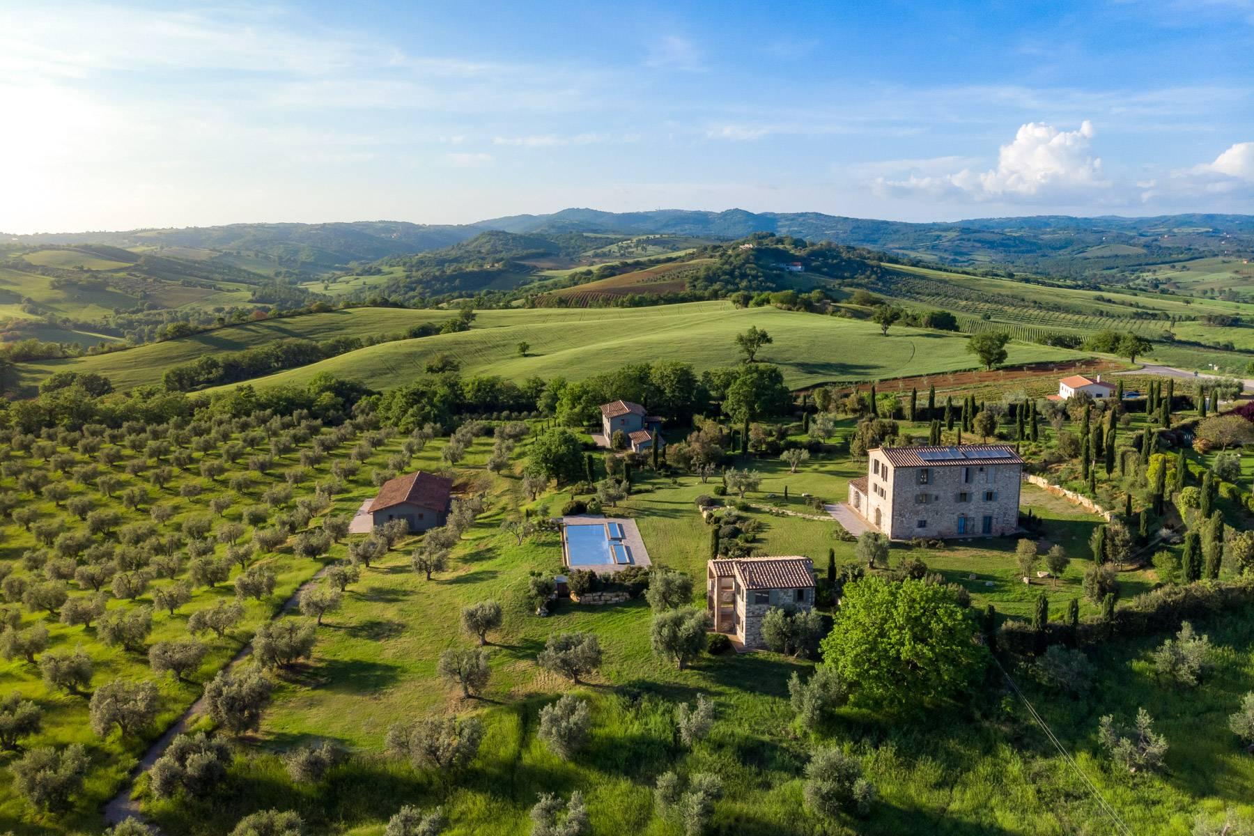 Rustico in Vendita a Magliano In Toscana: 5 locali, 1044 mq - Foto 27
