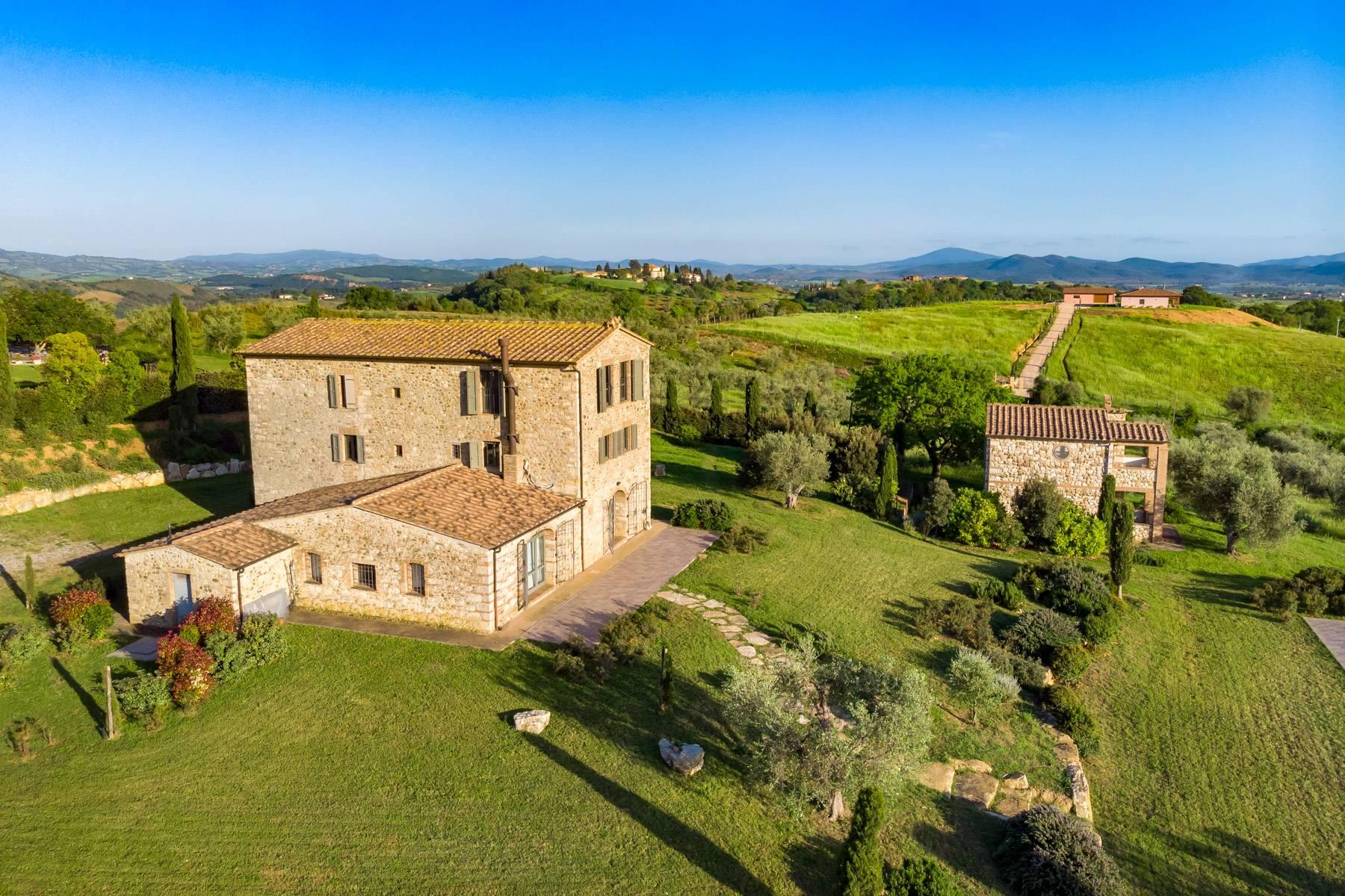 Rustico in Vendita a Magliano In Toscana: 5 locali, 1044 mq - Foto 9