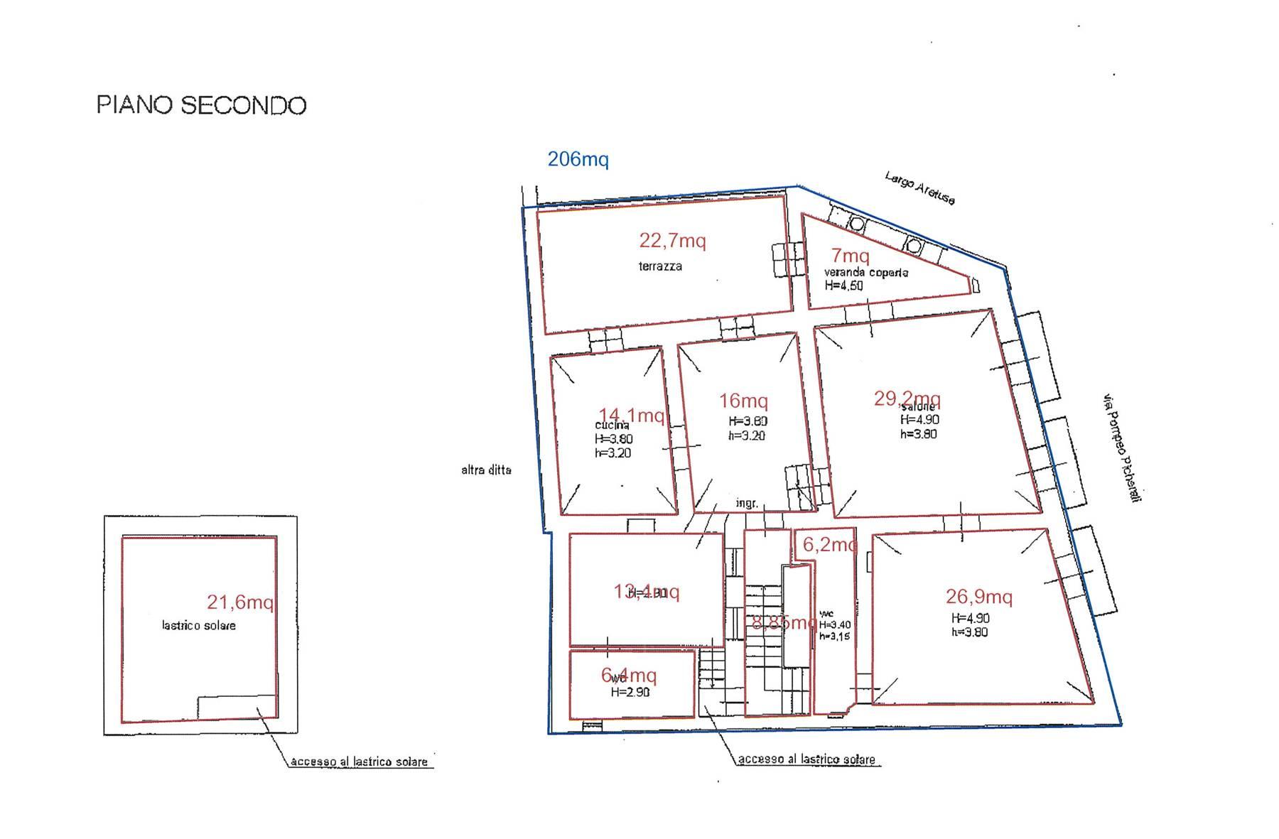 Appartamento in Vendita a Siracusa: 5 locali, 206 mq - Foto 30