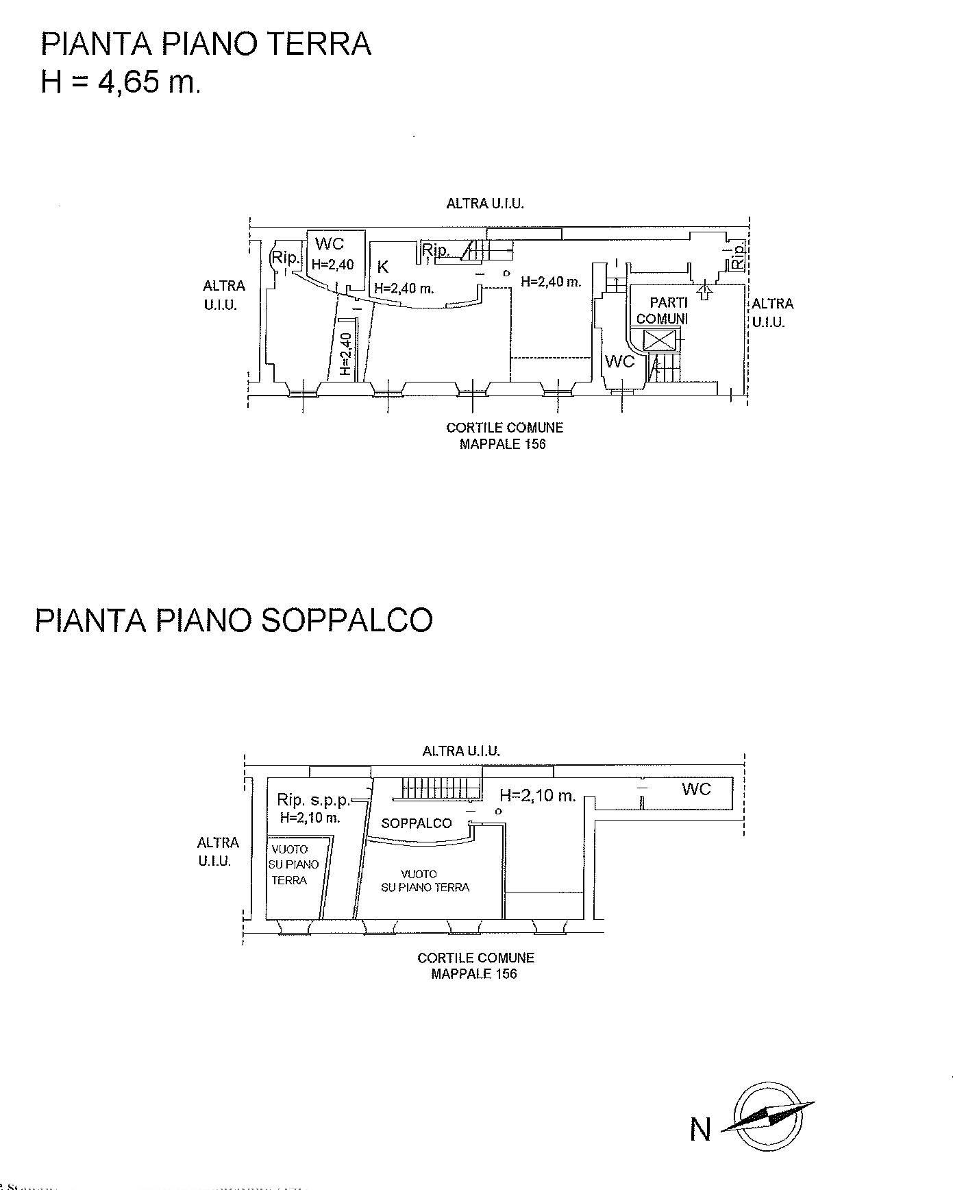 Appartamento in Vendita a Milano: 4 locali, 155 mq - Foto 24
