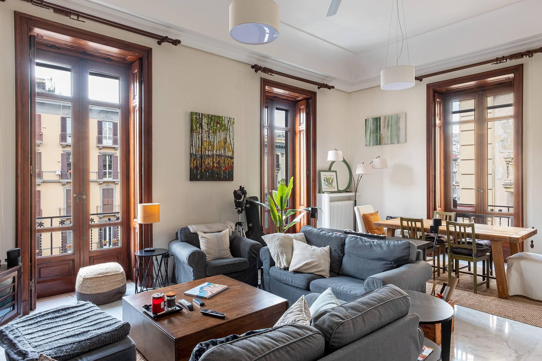 Appartamento in Vendita a Napoli via viale gramsci