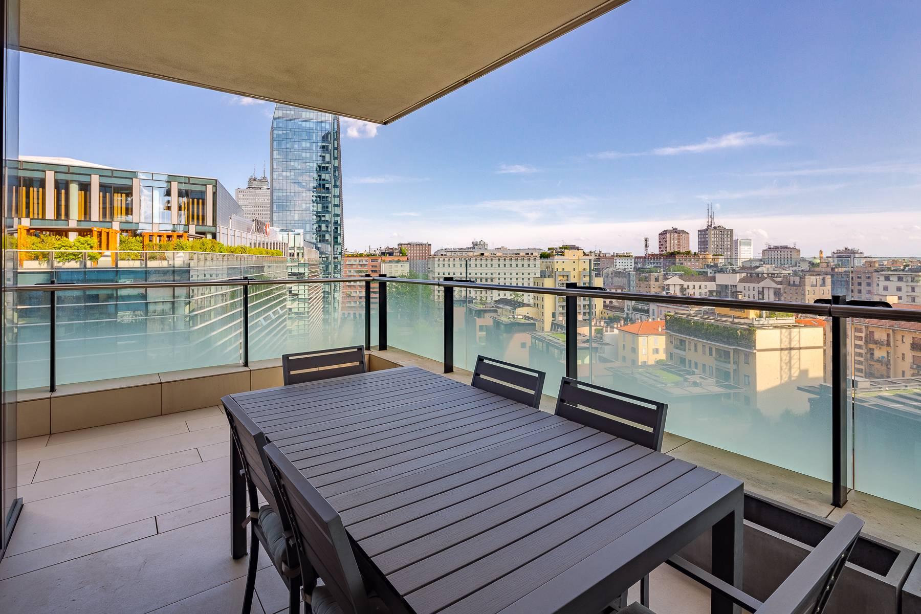 Appartamento in Affitto a Milano via viale della liberazione