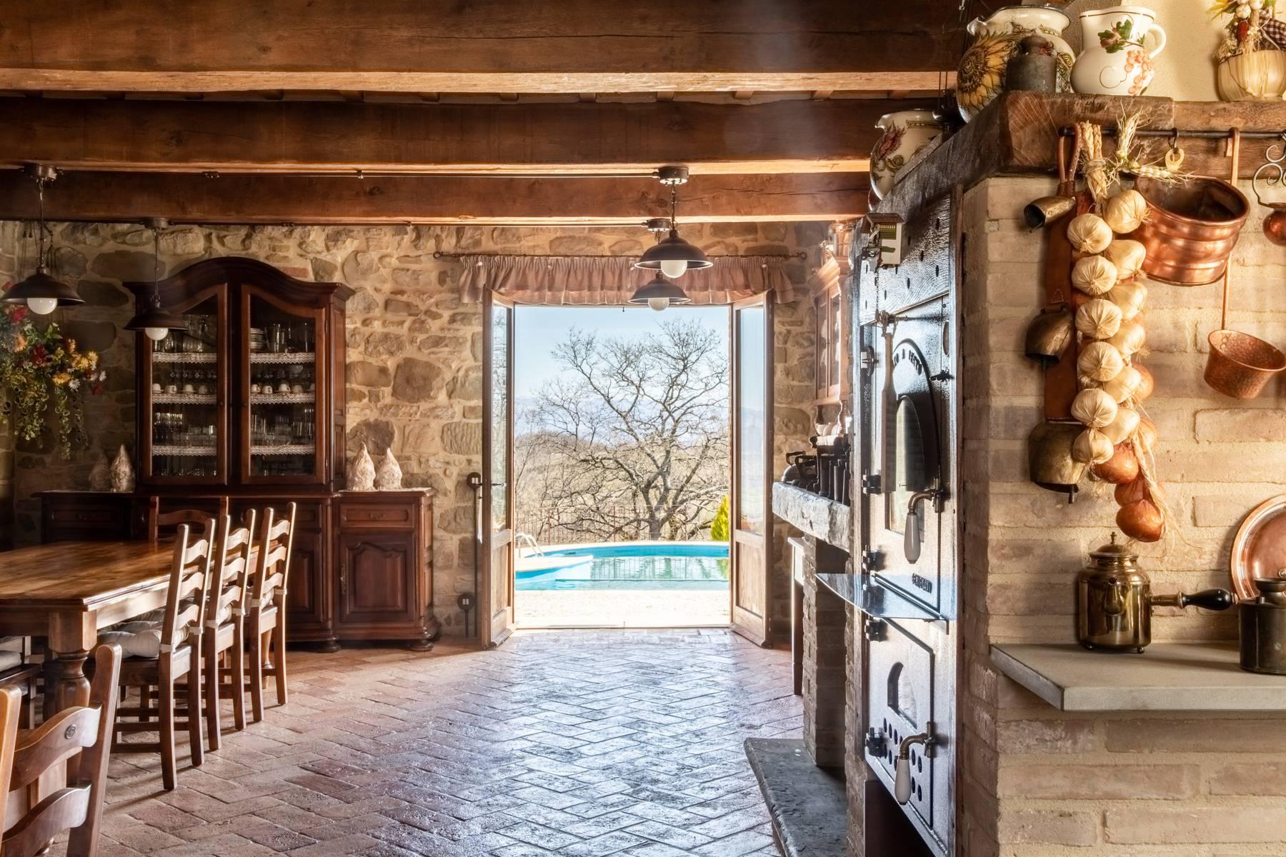 Villa in Vendita a Gubbio: 5 locali, 800 mq - Foto 15