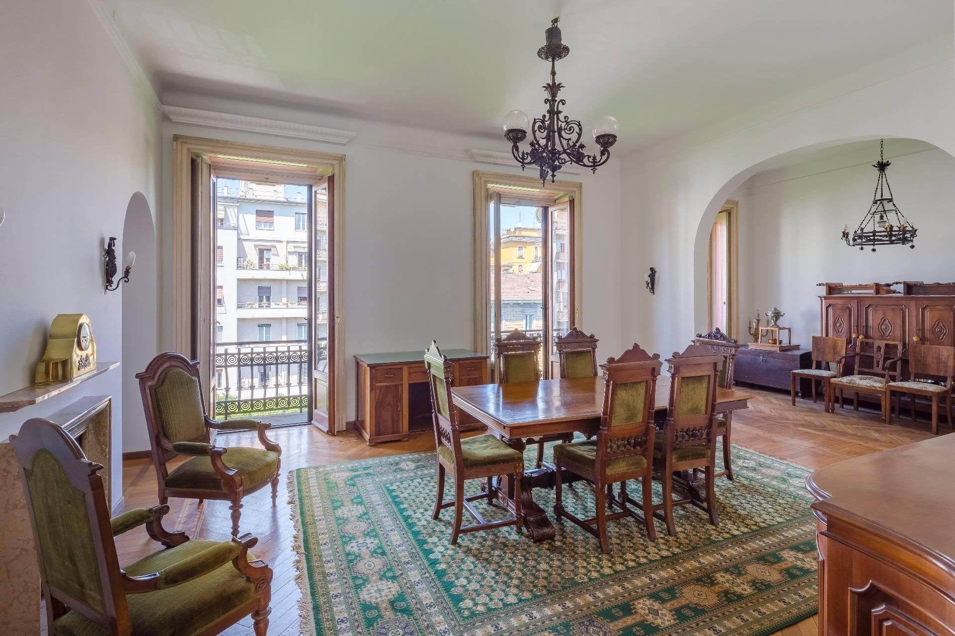 Appartamento in Vendita a Milano: 5 locali, 285 mq - Foto 4