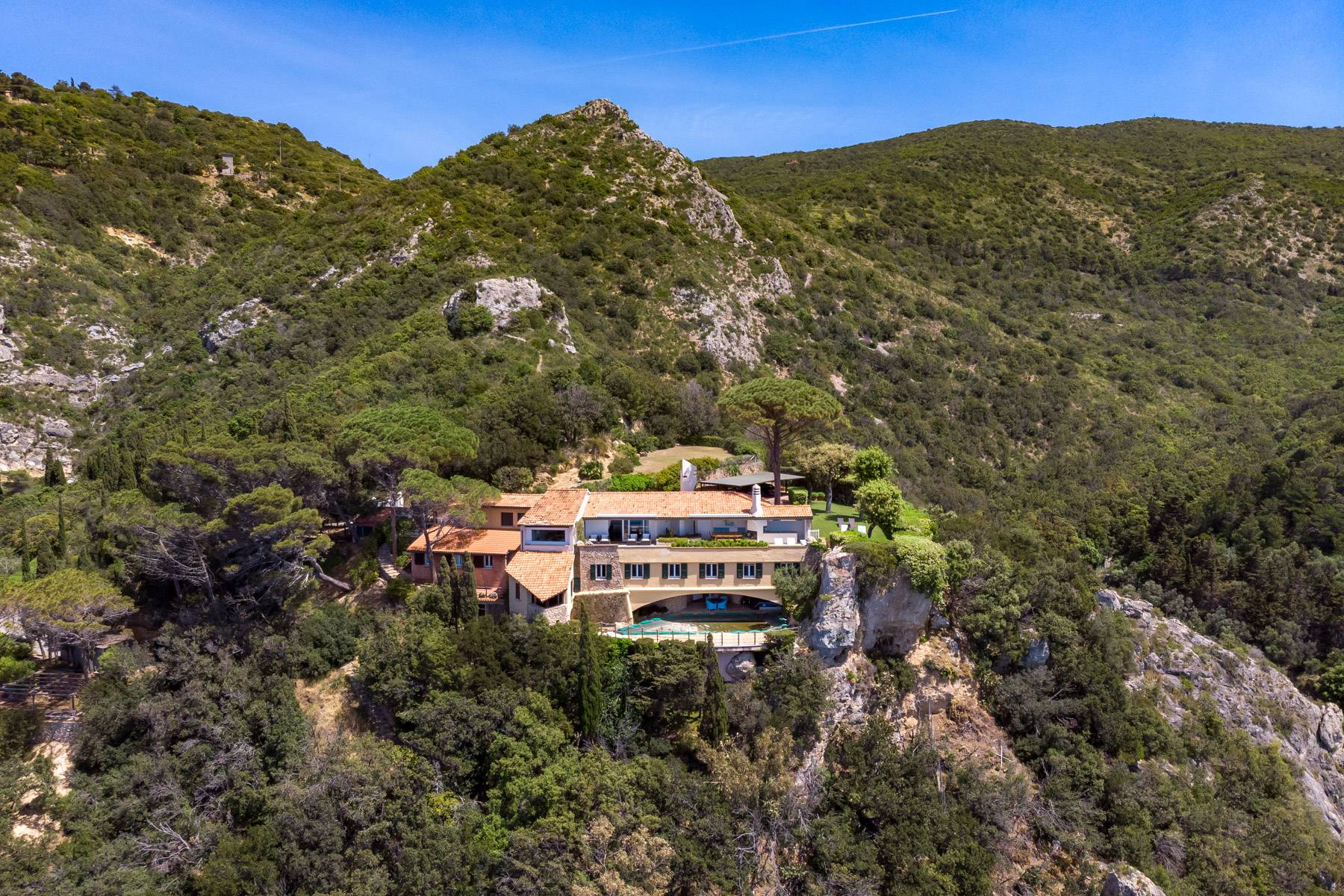 Villa in Vendita a Monte Argentario: 5 locali, 450 mq - Foto 10