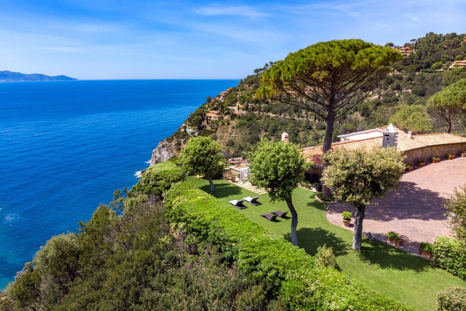 Villa in Vendita a Monte Argentario: 5 locali, 450 mq - Foto 12