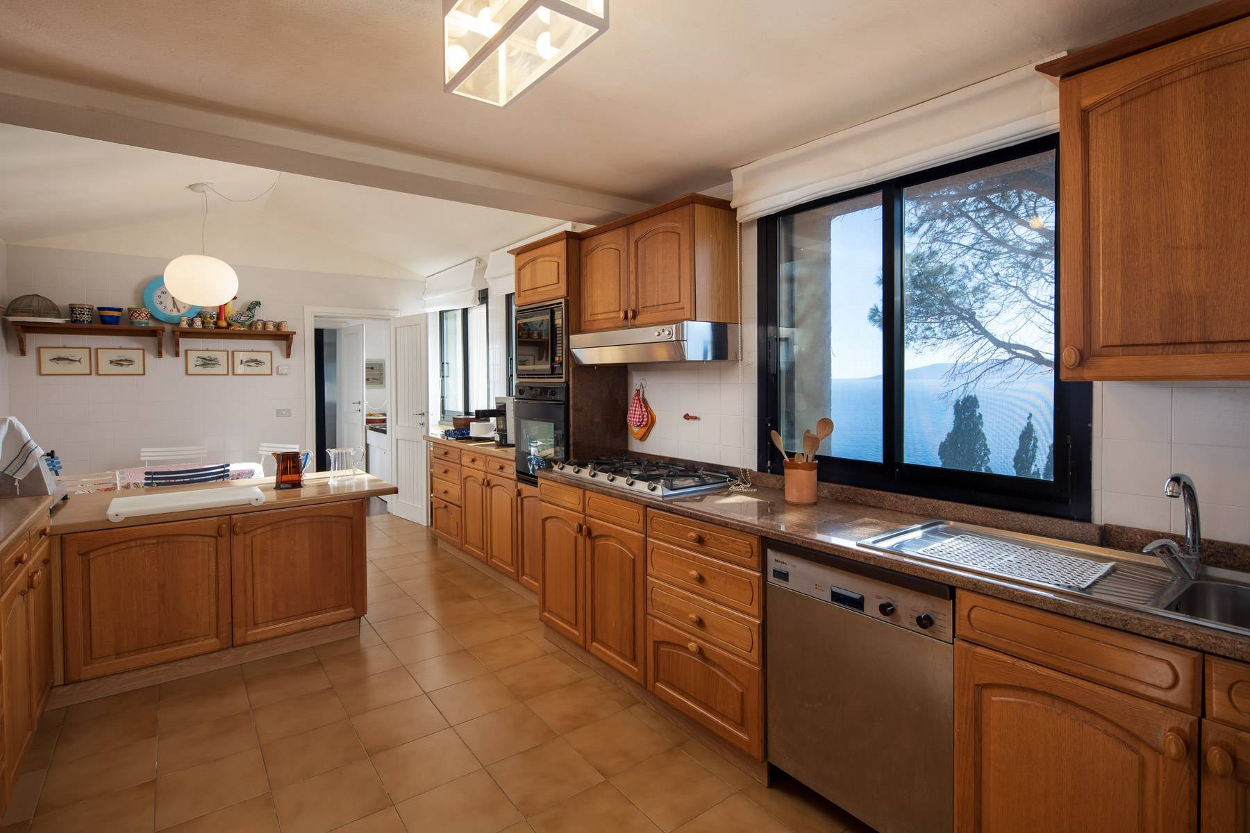 Villa in Vendita a Monte Argentario: 5 locali, 450 mq - Foto 29