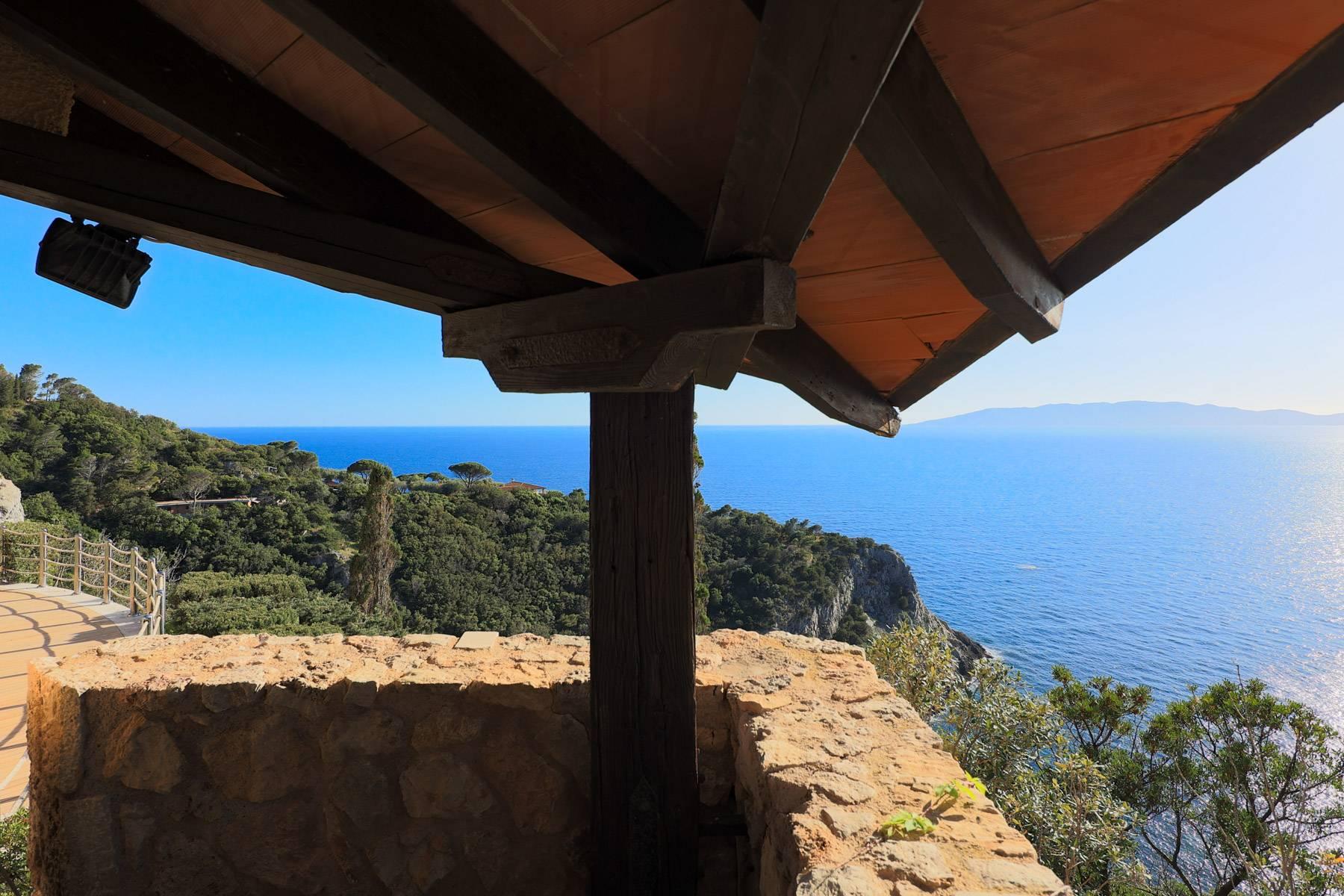 Villa in Vendita a Monte Argentario: 5 locali, 450 mq - Foto 28