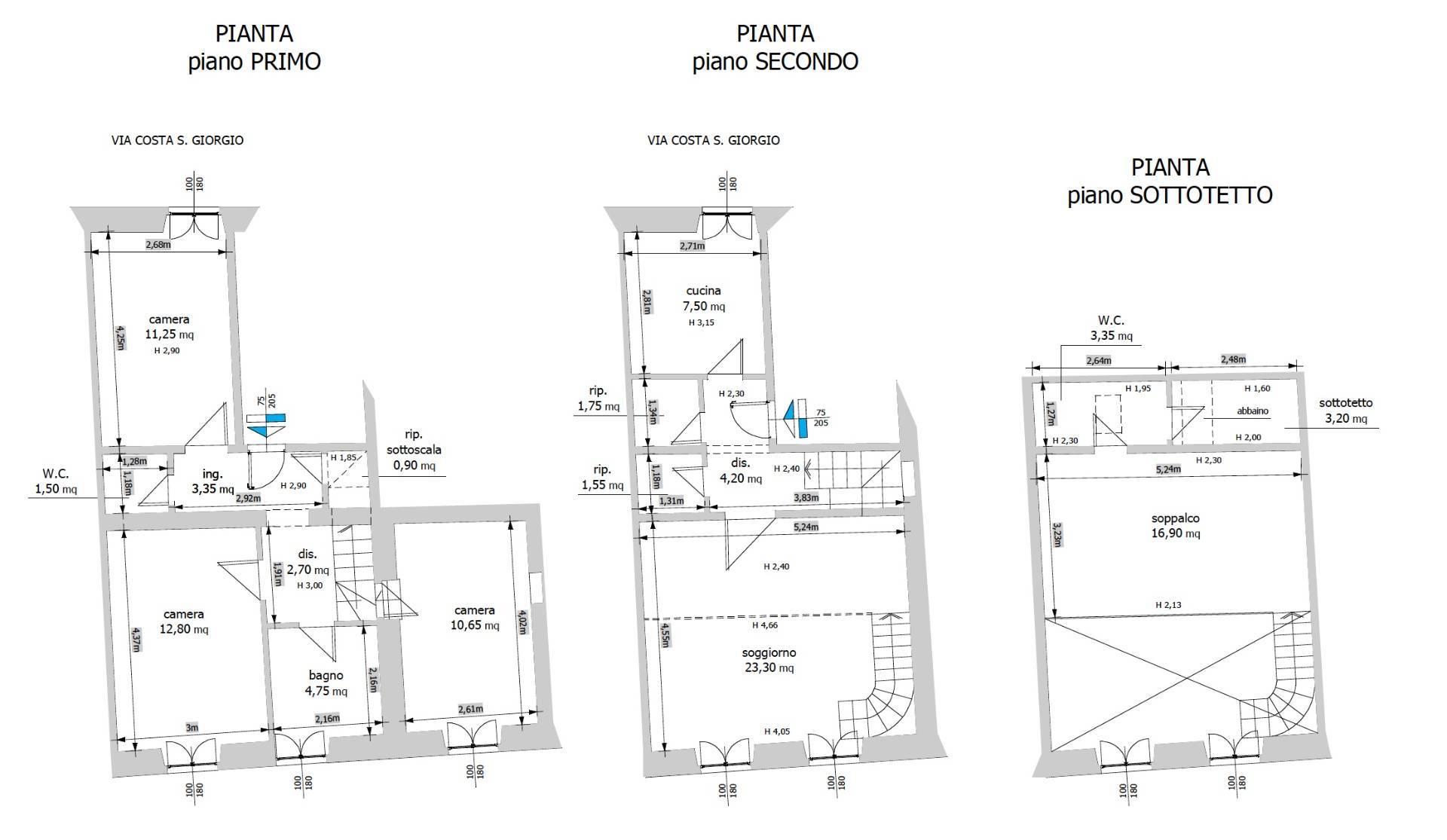 Appartamento in Vendita a Firenze: 5 locali, 146 mq - Foto 14