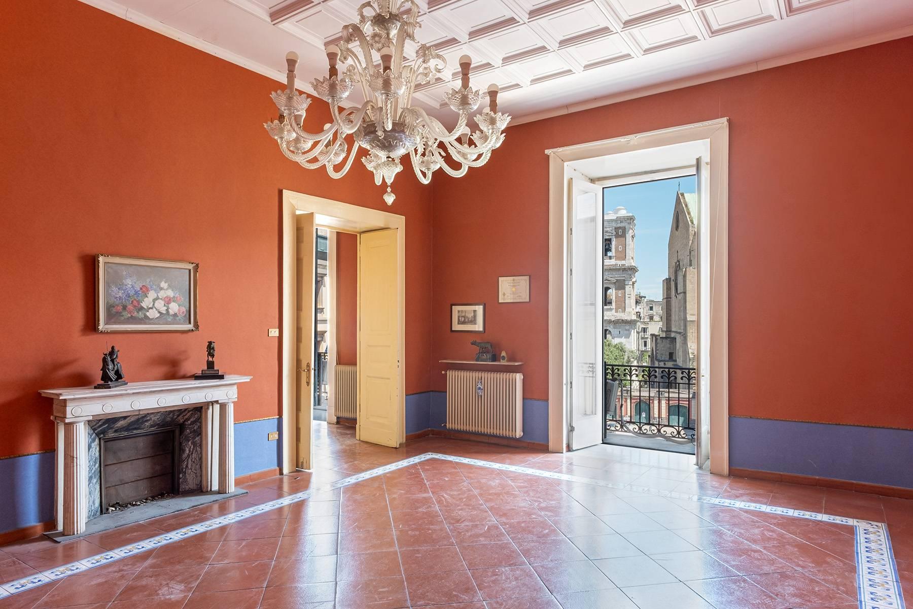 Appartamento in Affitto a Napoli piazza del gesu' nuovo