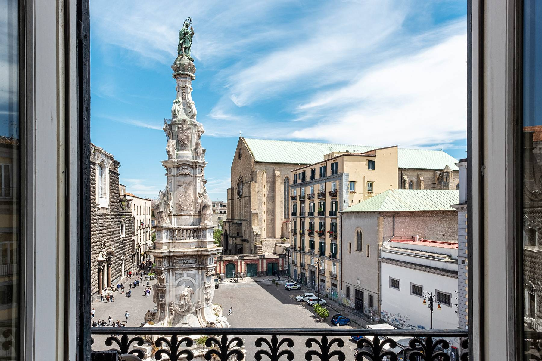 Appartamento in Affitto a Napoli: 5 locali, 368 mq - Foto 19
