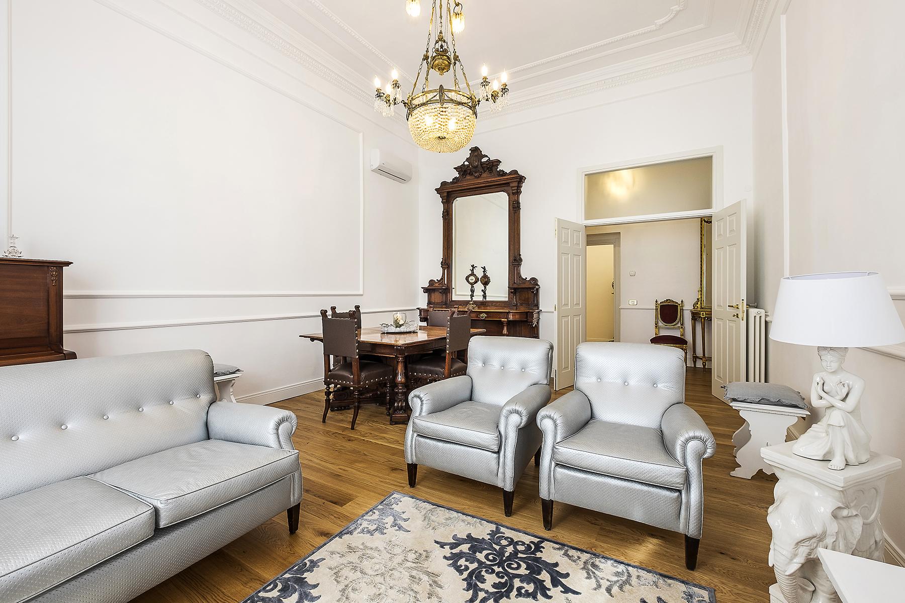 Appartamento in Affitto a Roma: 4 locali, 180 mq - Foto 2