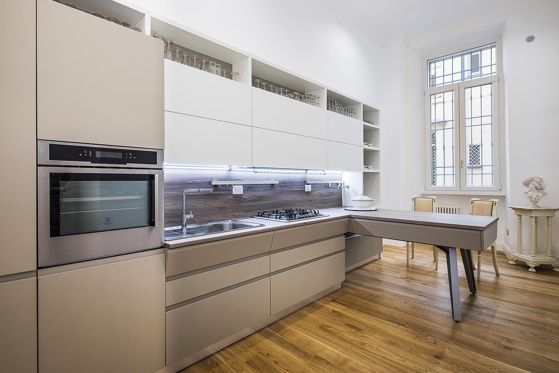 Appartamento in Affitto a Roma: 4 locali, 180 mq - Foto 11