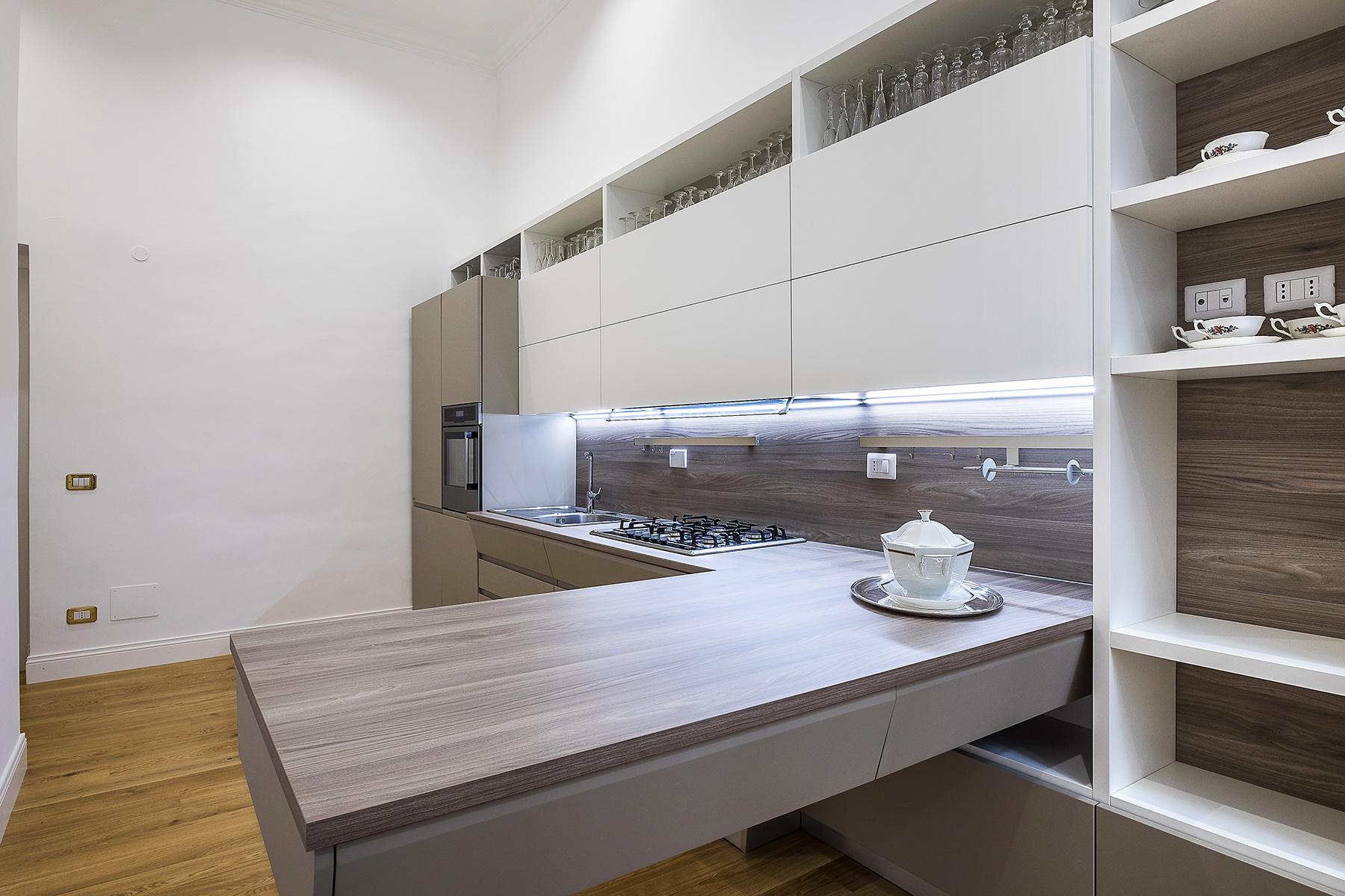 Appartamento in Affitto a Roma: 4 locali, 180 mq - Foto 12