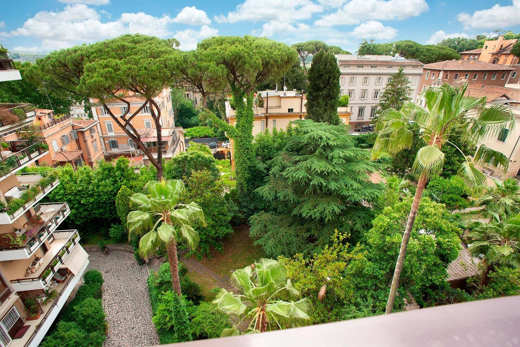 Attico in Affitto a Roma: 3 locali, 68 mq - Foto 9