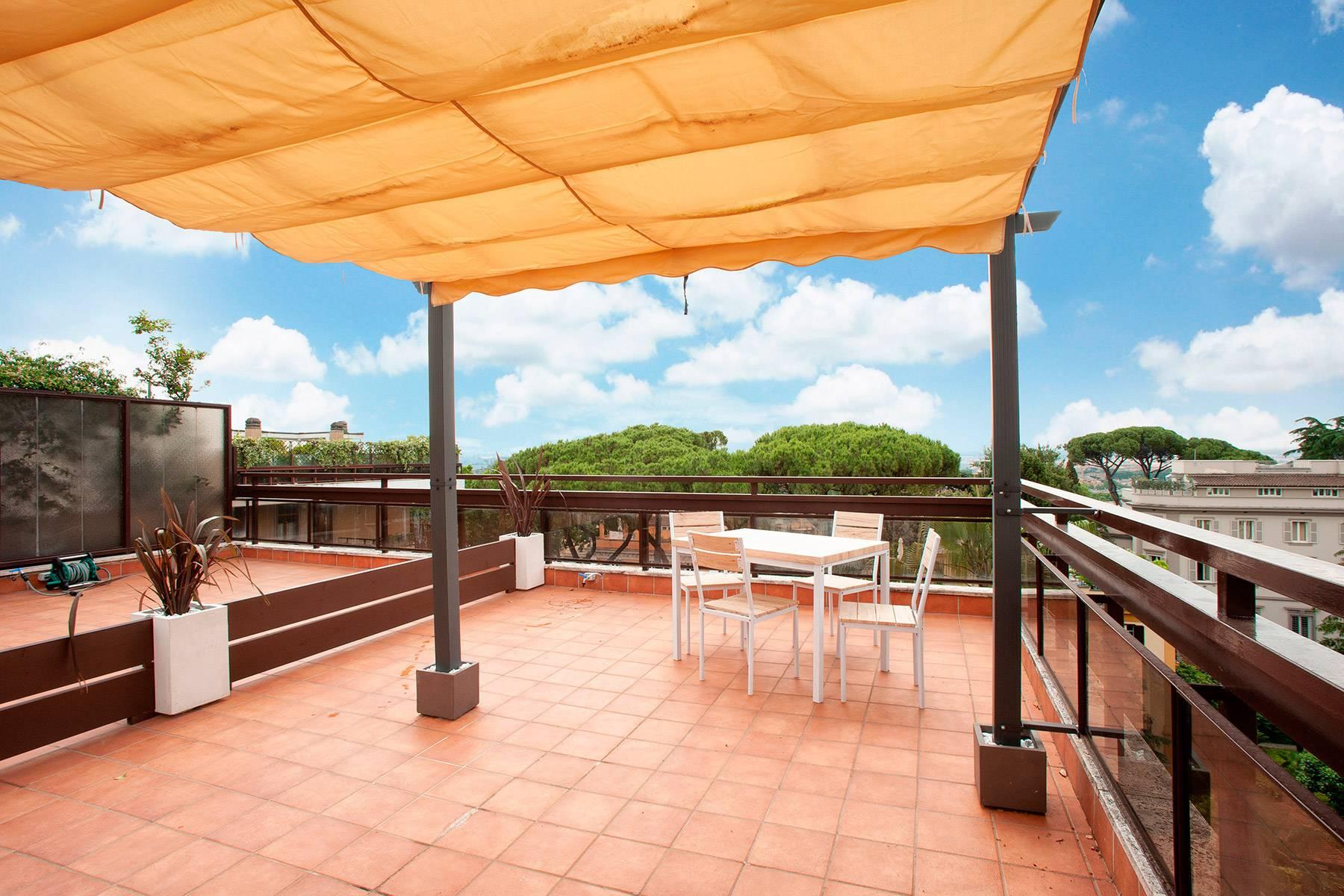Attico in Affitto a Roma: 3 locali, 68 mq - Foto 7