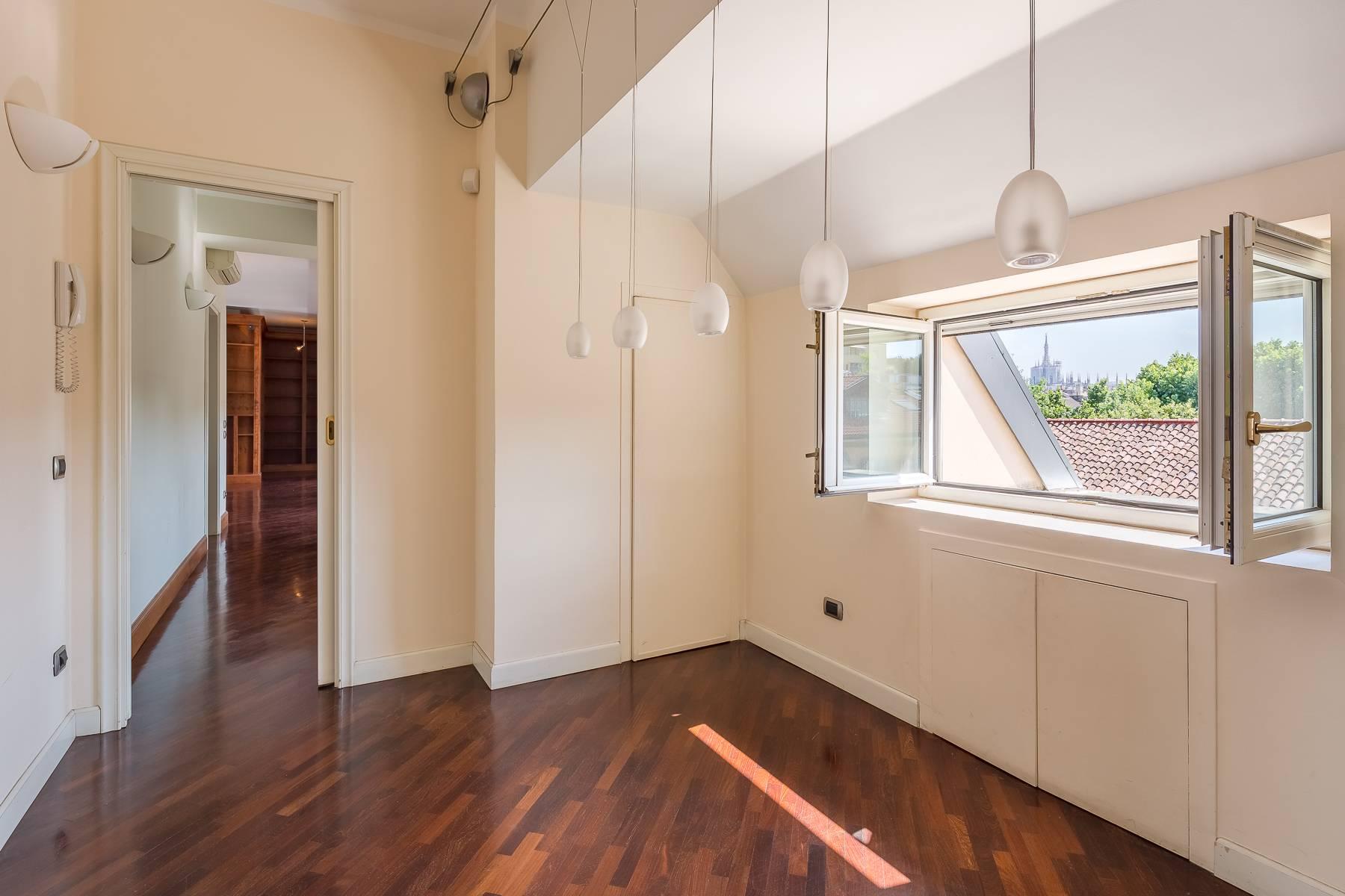 Appartamento in Vendita a Milano via della spiga