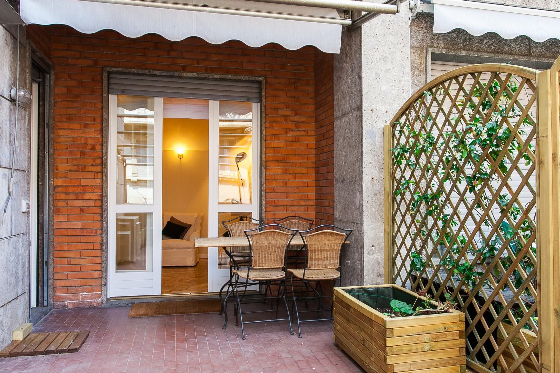 Appartamento in Affitto a Milano via errico petrella