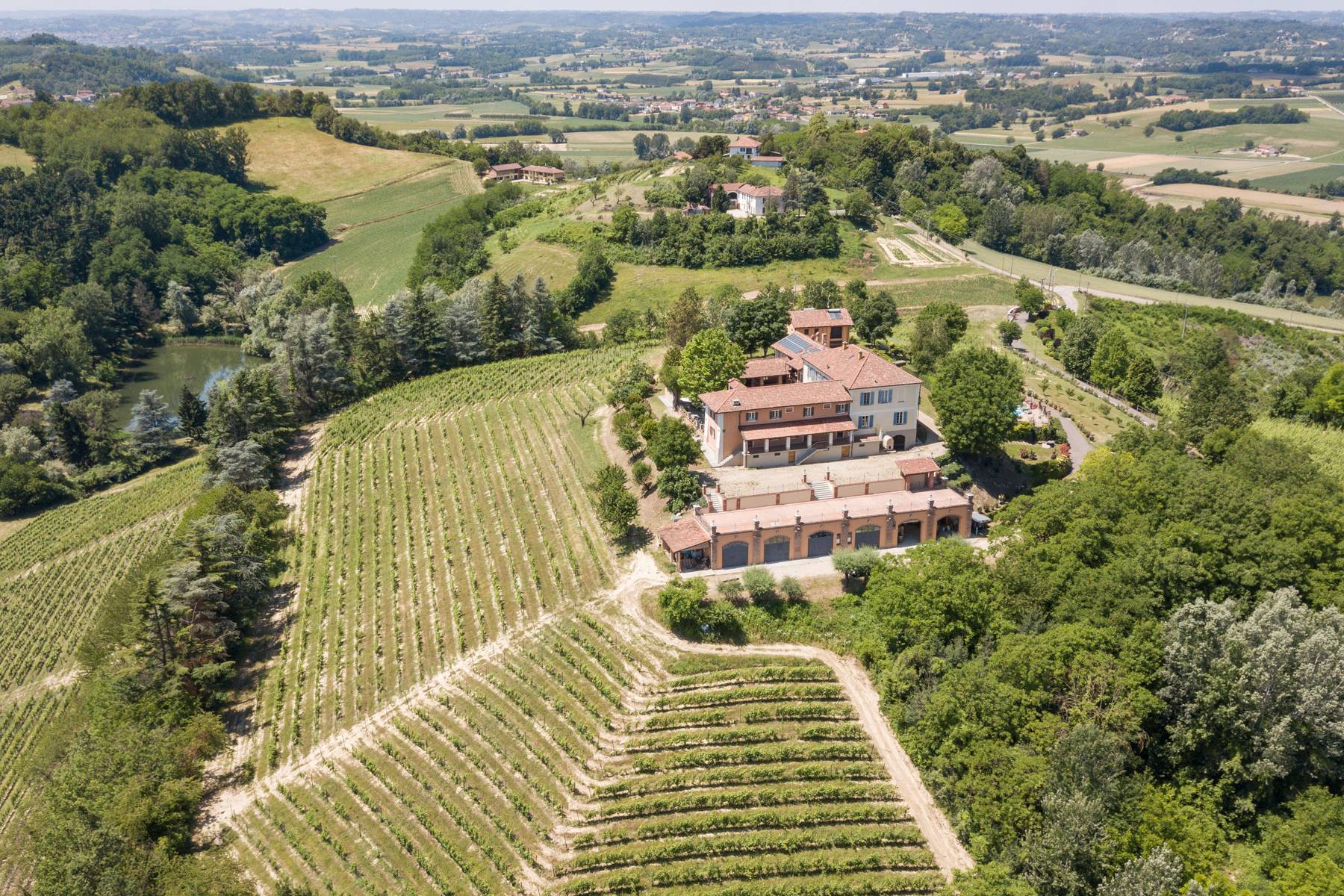 Villa in Vendita a Asti: 5 locali, 1700 mq - Foto 3