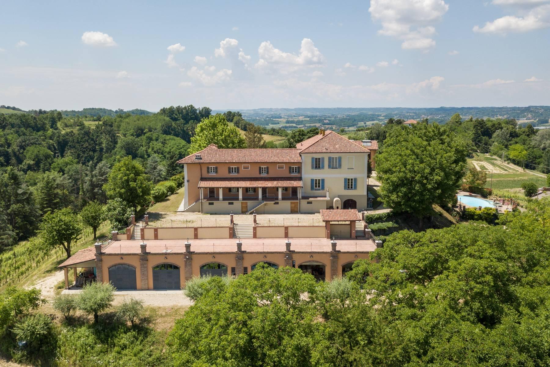 Villa in Vendita a Asti: 5 locali, 1700 mq - Foto 30