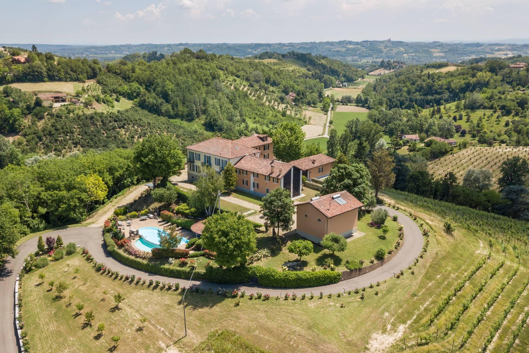 Villa in Vendita a Asti: 5 locali, 1700 mq - Foto 5