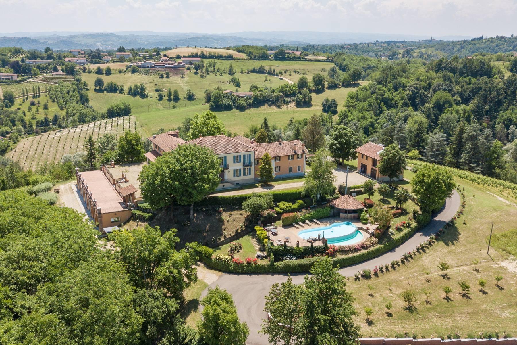 Villa in Vendita a Asti: 5 locali, 1700 mq - Foto 6