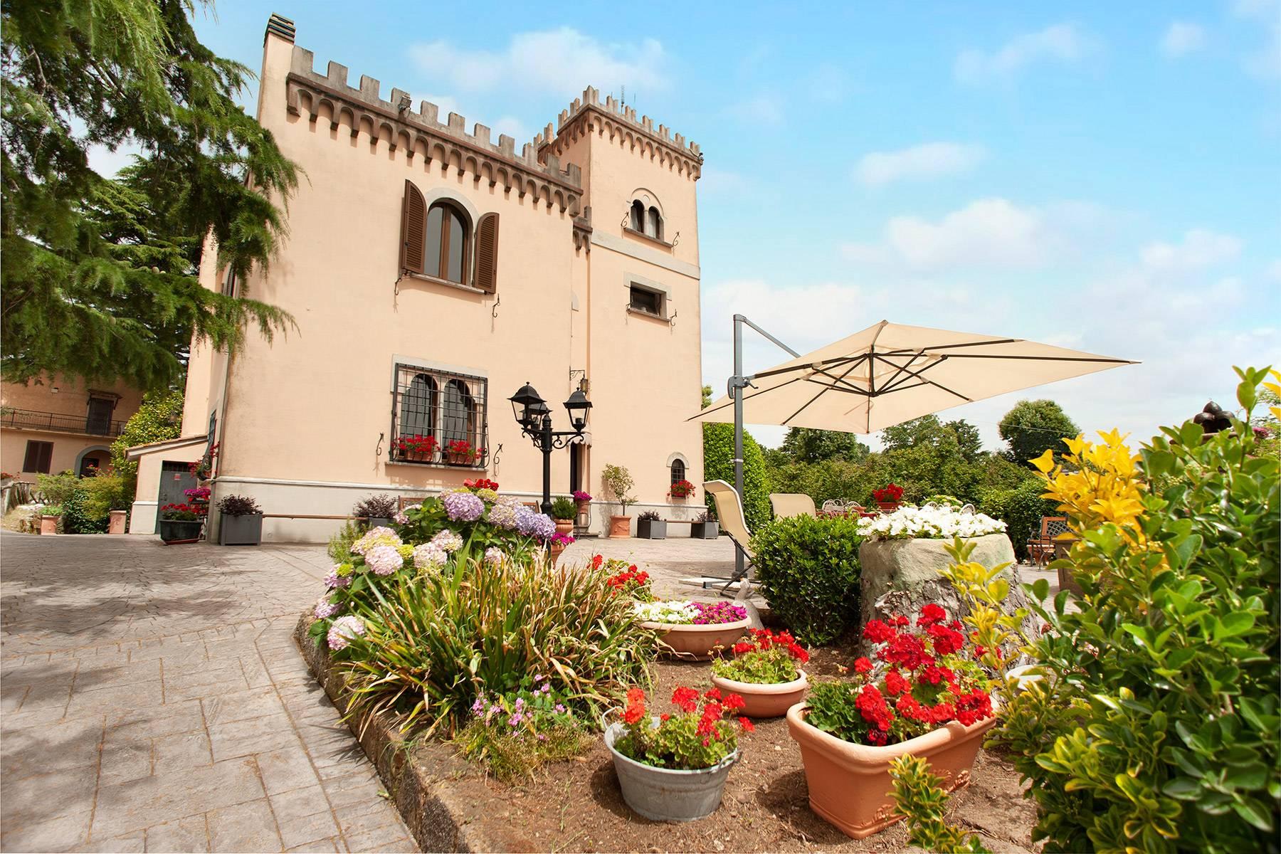 Villa in Vendita a Ronciglione via padre mariano da torino