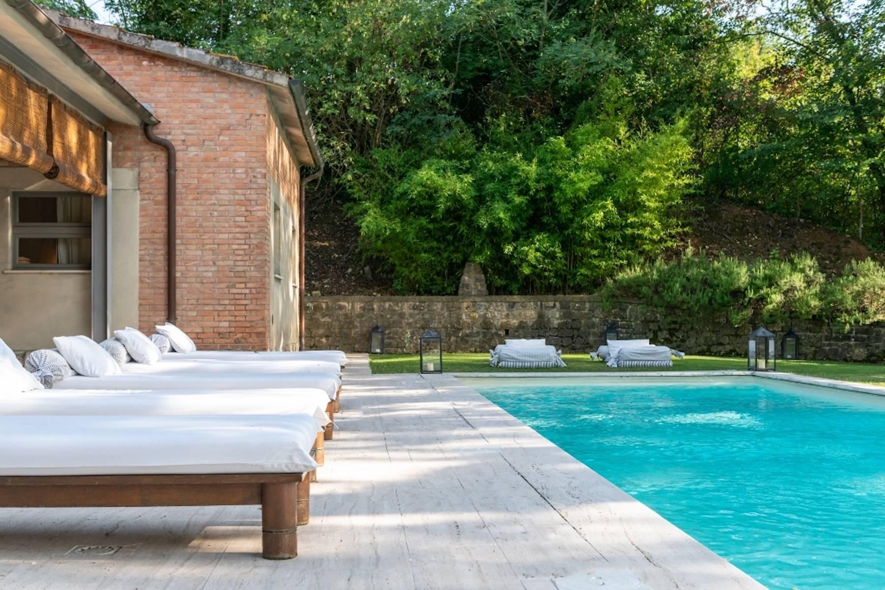 Villa in Vendita a San Casciano Dei Bagni: 5 locali, 600 mq - Foto 18
